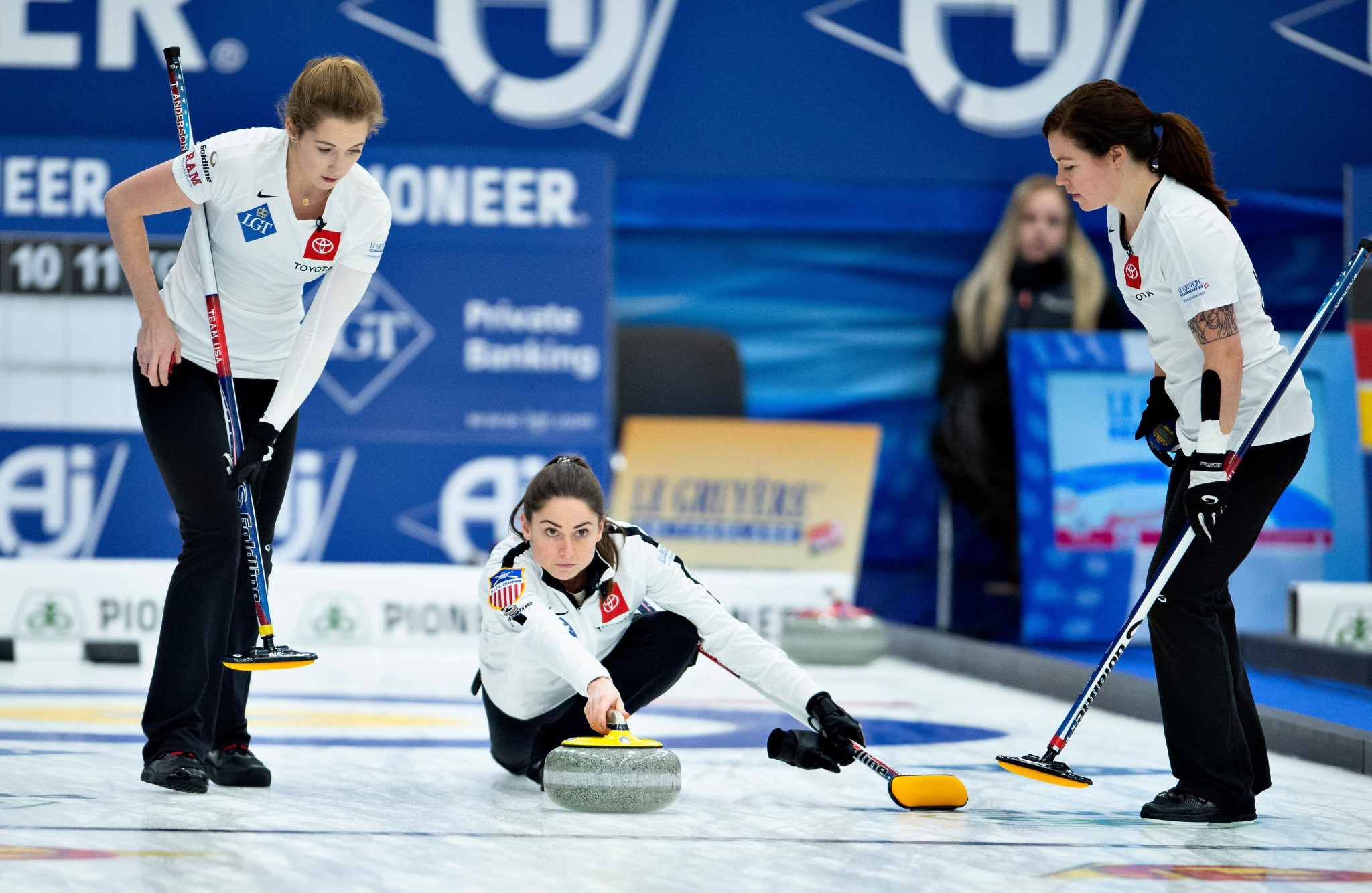 Curling Night in America set to be filmed in California for first time
