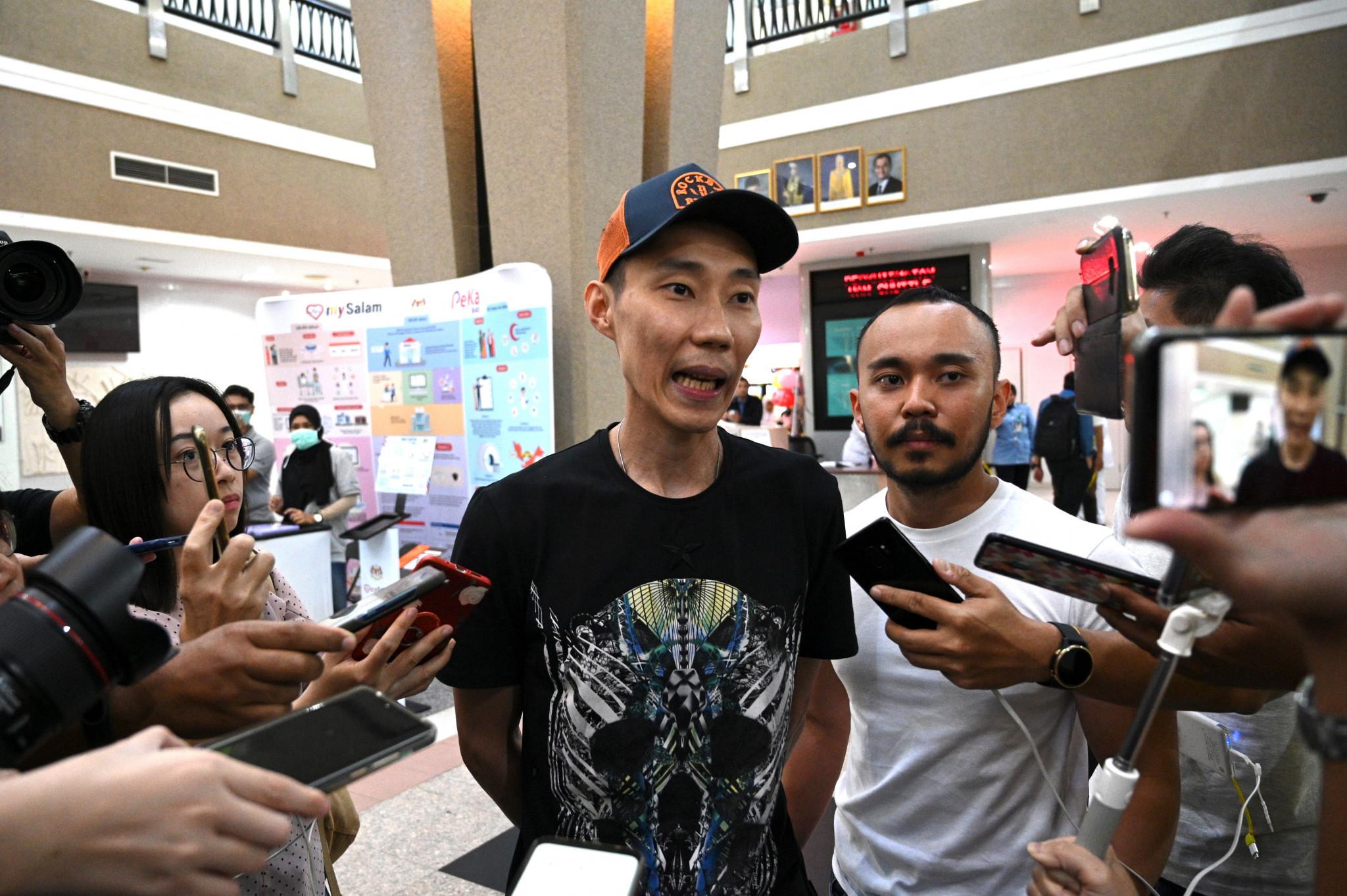 "Lee Chong Wei ""had no idea"" of match-fixing attempts regarding 2006 Asian Games semi-final"