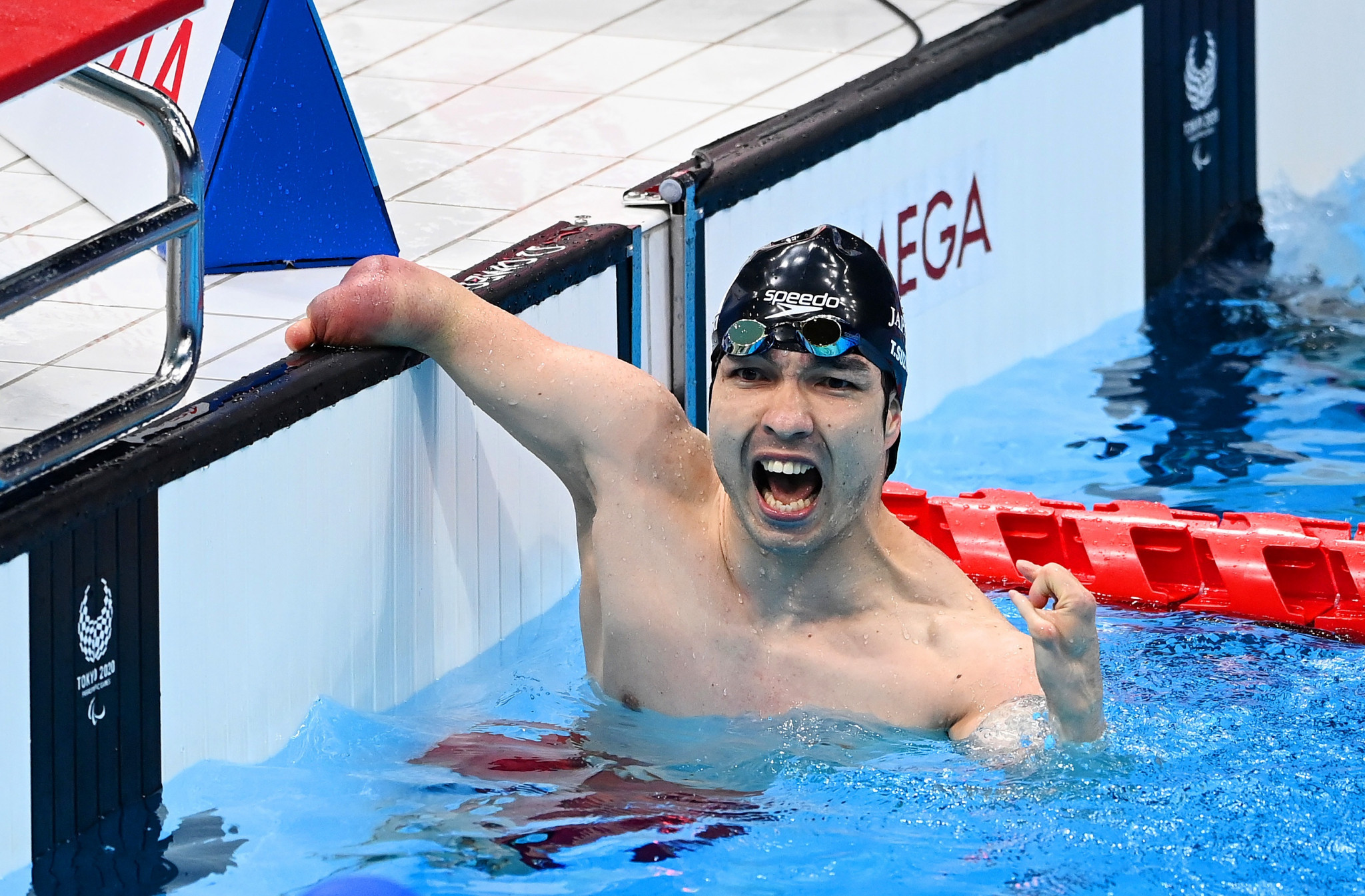 Suzuki wins Japan's first gold of Tokyo 2020 Paralympics as US do the double