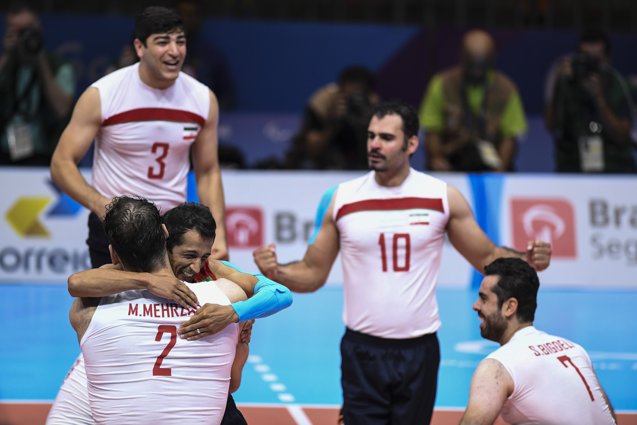 Iran and US to defend Paralympic sitting volleyball titles in Tokyo