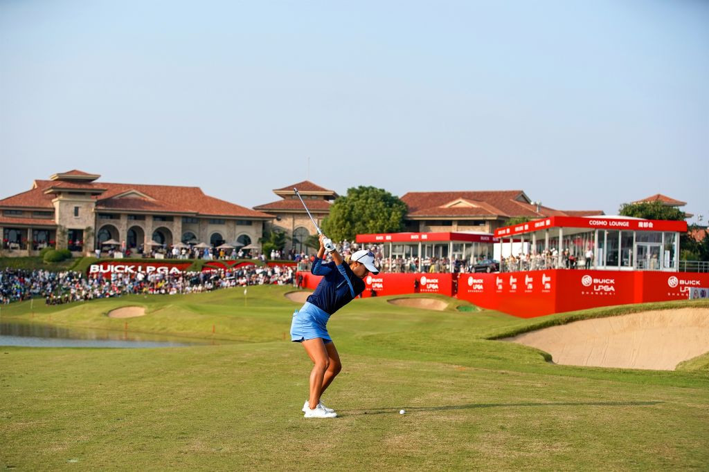 The Buick LPGA Shanghai has been cancelled for a second straight year ©Getty Images