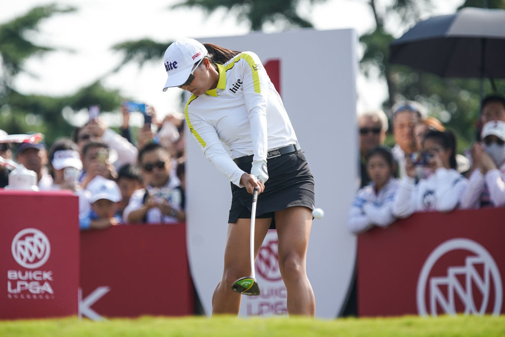 The tournament at the Qizhong Garden Golf Club had been due to take place in October ©Getty Images
