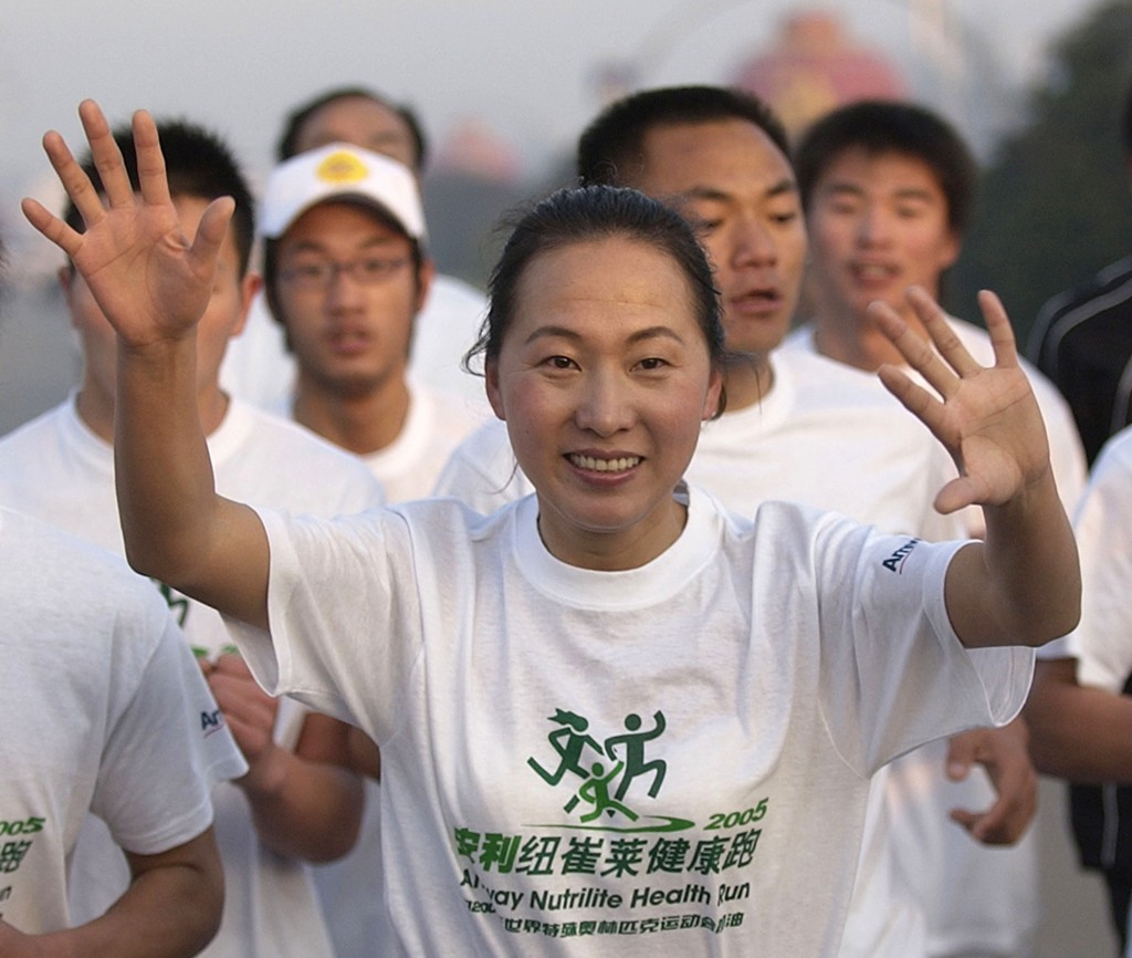 Wang Junxia, China's most successful runner ever, reportedly admitted to doping in 1995 ©Getty Images