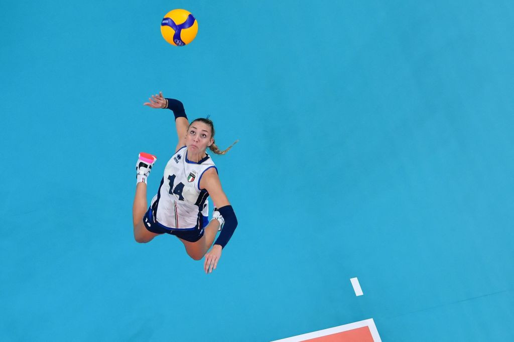 Round of 16 line-up confirmed after end of pool play at Women's EuroVolley