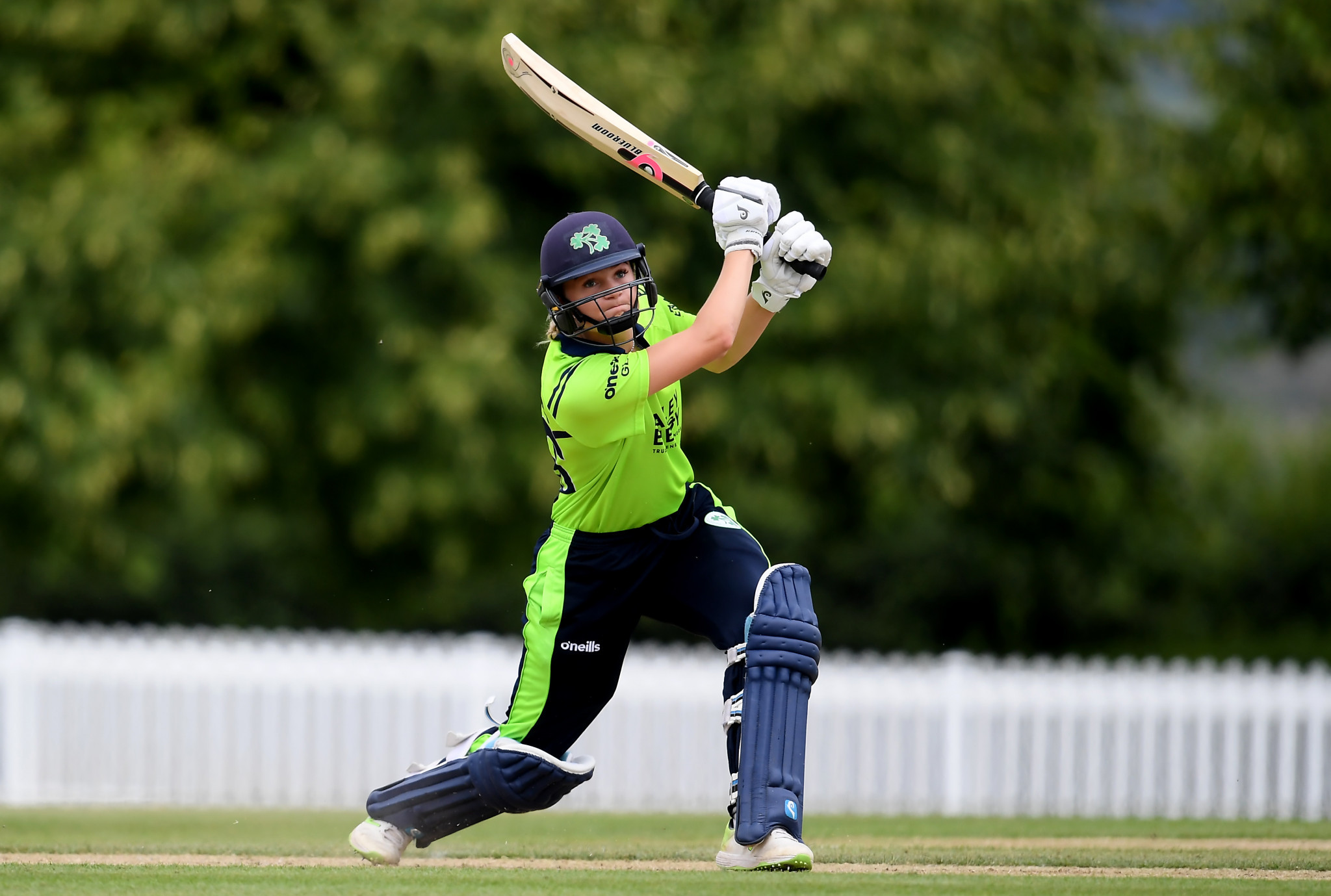Ireland dominate Germany as Netherlands have middling results in ICC Women's T20 World Cup Qualifier