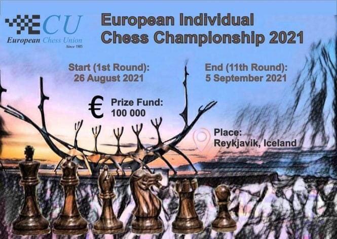Jones makes winning start at European Individual Chess Championship