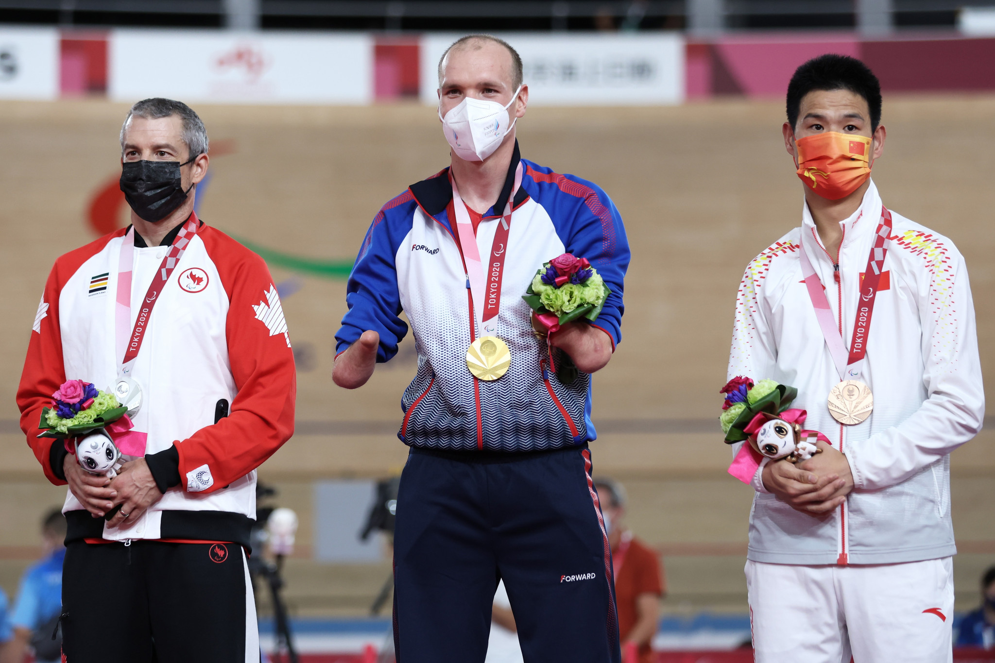Tokyo 2020 apologises after using wrong anthem for RPC at Paralympics