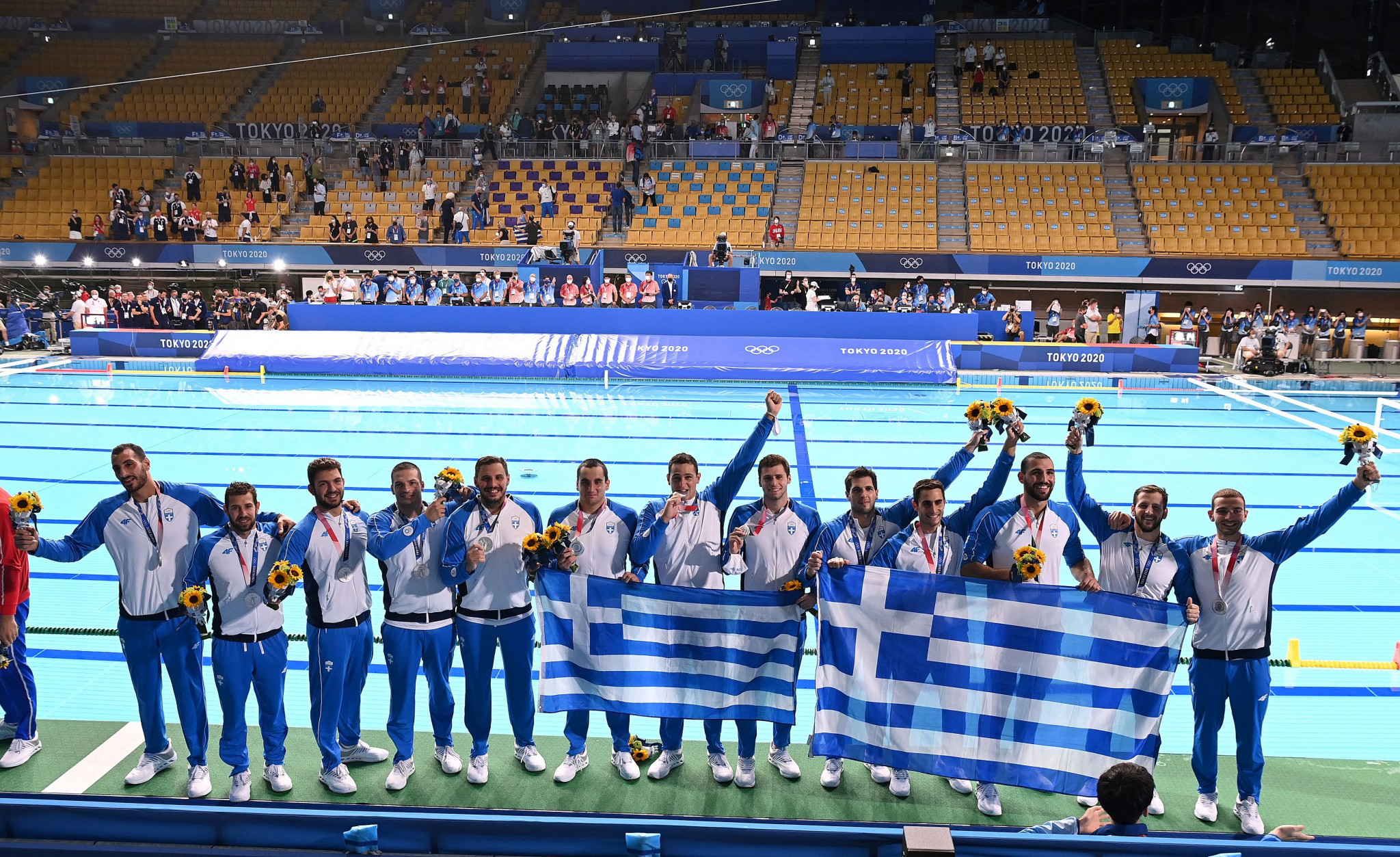 Greece seeking historic third straight FINA Men's Junior Water Polo World Championship crown