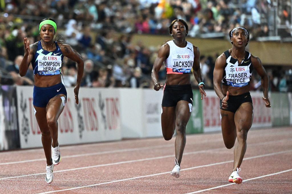 Thompson-Herah set for another 100m flourish in Paris Diamond League