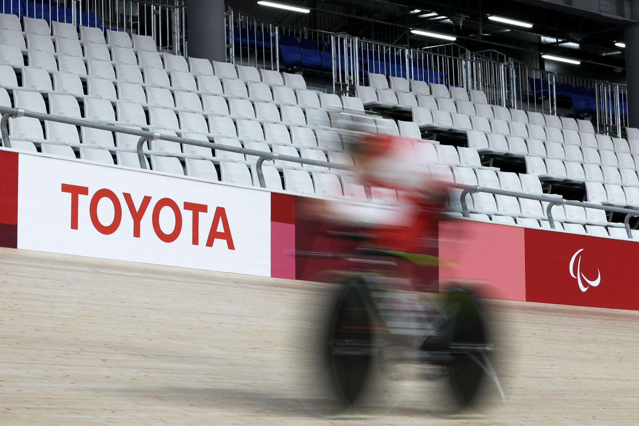 Li secures gold as Para cycling world records continue to fall at Tokyo 2020