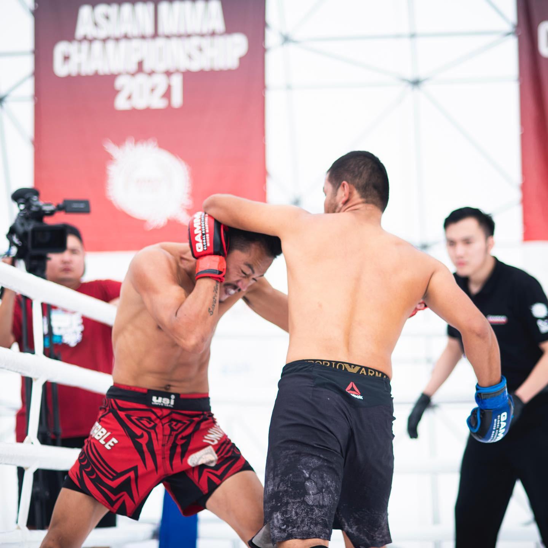 The GAMMA MMA Asian Championships conclude tomorrow ©GAMMA