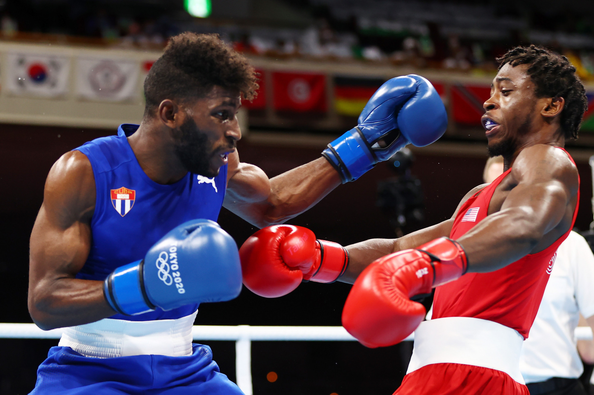 The Olympic boxing tournament at Tokyo 2020 was largely considered a success and was free of the controversies that overshadowed the event at Rio 2016 ©Getty Images