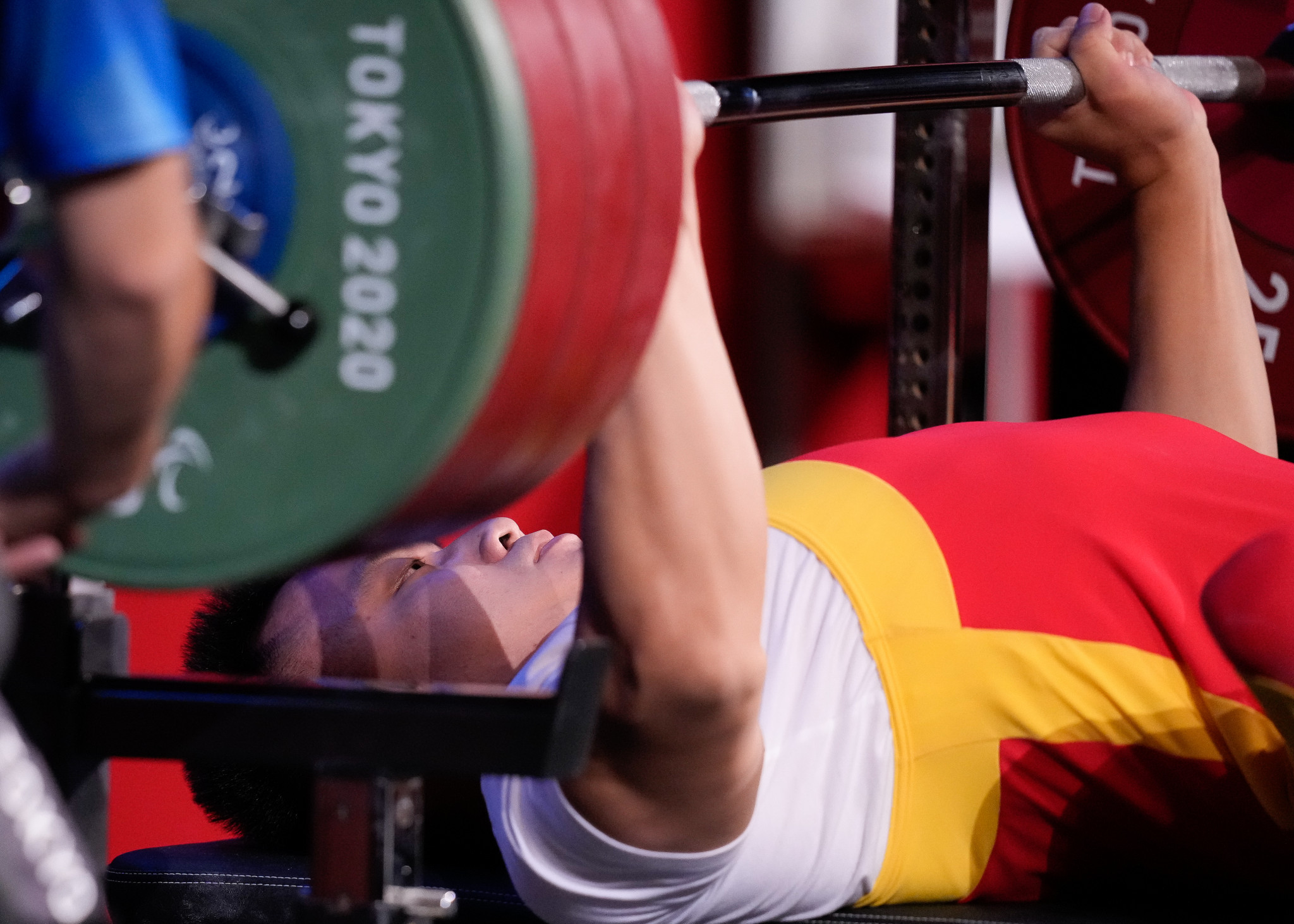 Qi stops Osman winning fourth Paralympic powerlifting title as China dominate