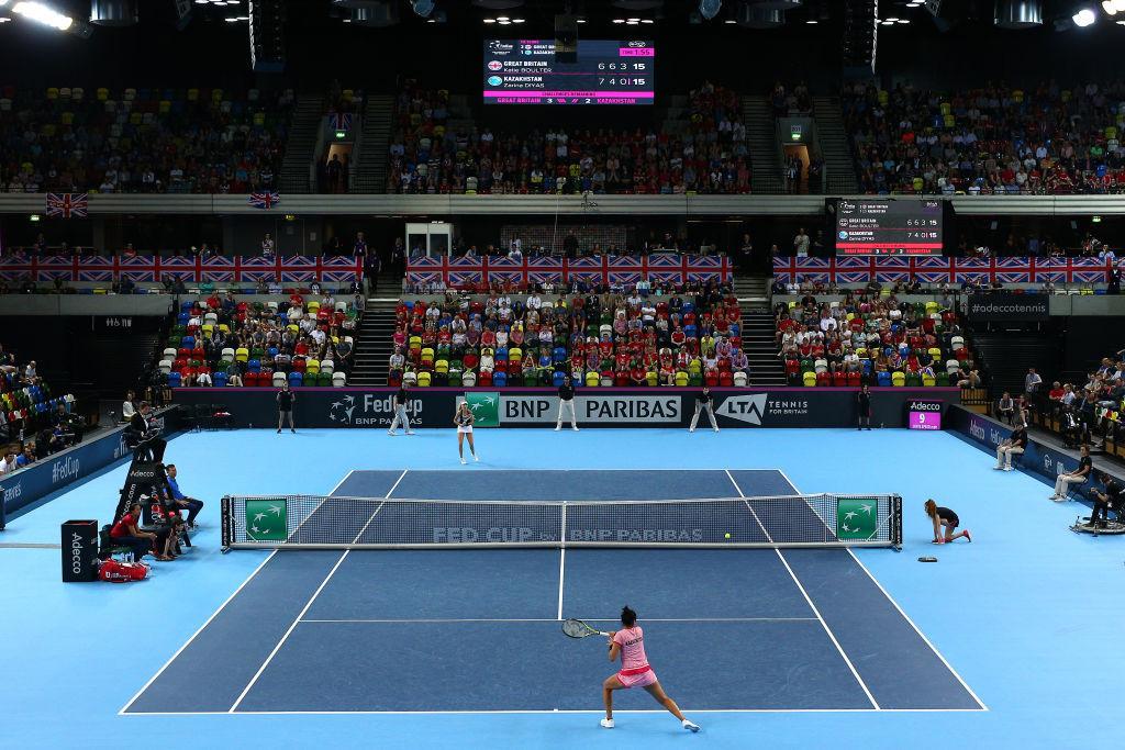 Prague to host rescheduled Billie Jean King Cup Finals