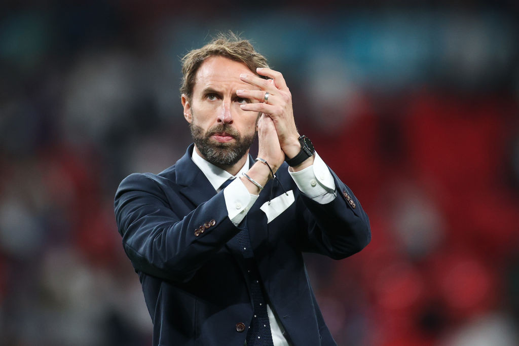 Southgate reveals abuse over support for Government's COVID-19 vaccination drive