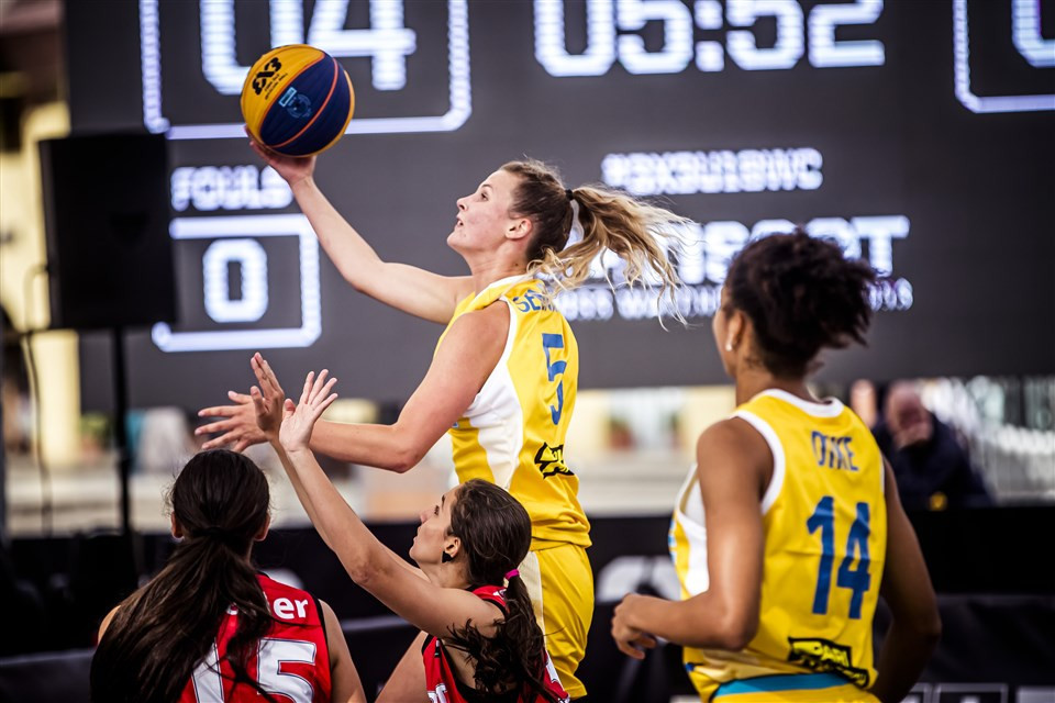 Quarter-finalists confirmed as pool play ends at FIBA 3x3 Under-18 World Cup