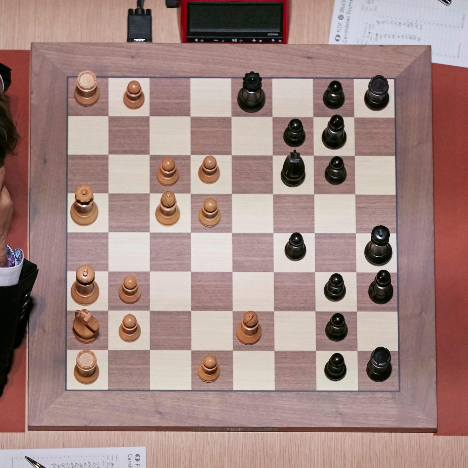 Blübaum assumes European Individual Chess Championship lead