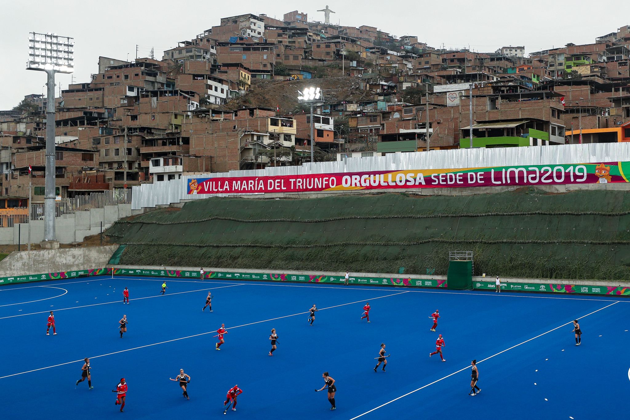 Lima hosted the 2019 Pan American Games, starting a run of three South American hosts, followed by Santiago 2023 and now, Barranquilla 2027 ©Getty Images