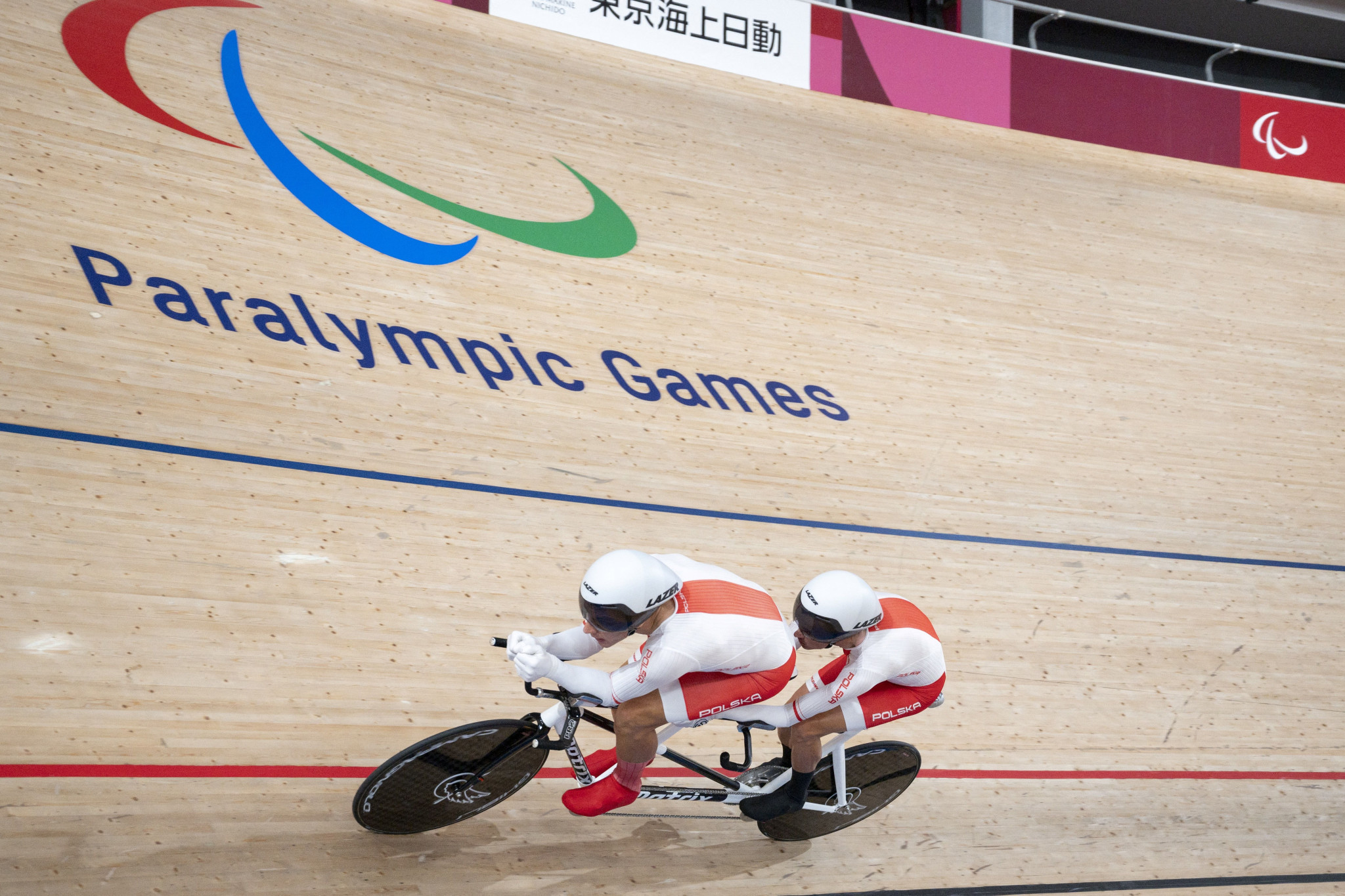 Tokyo 2020 Paralympic medallist Polak suspended for positive doping test