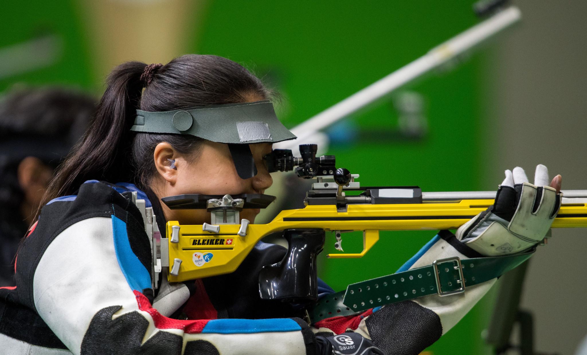Defending champions target shooting success at Tokyo 2020 Paralympics