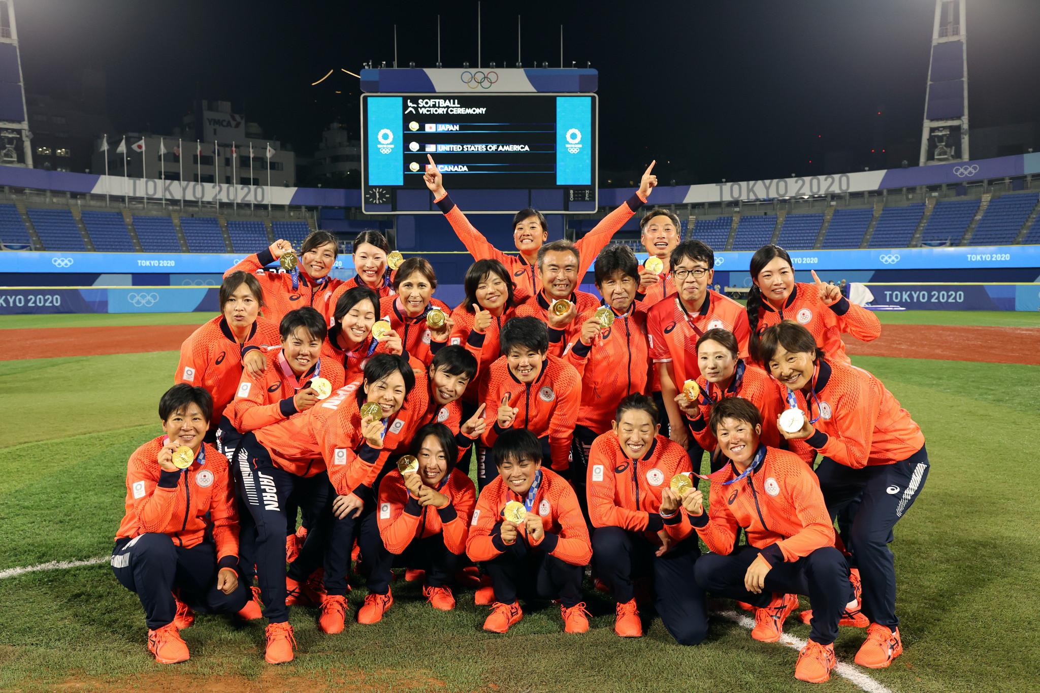 "Baseball and softball ""left their mark"" at Tokyo 2020, says WBSC President"