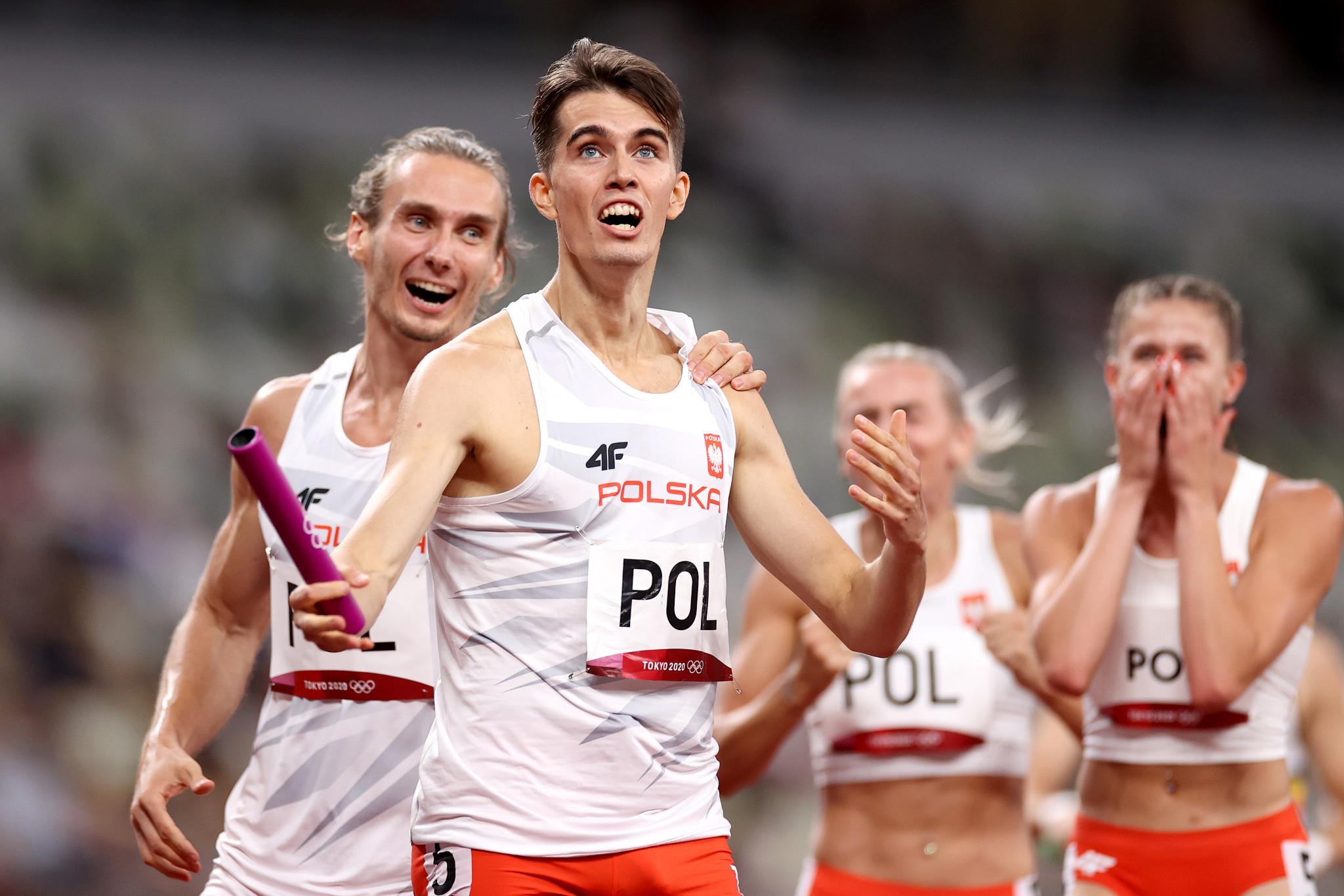 Olympic gold medallist and Łódź 2022 ambassador Duszyński looking forward to European Universities Games