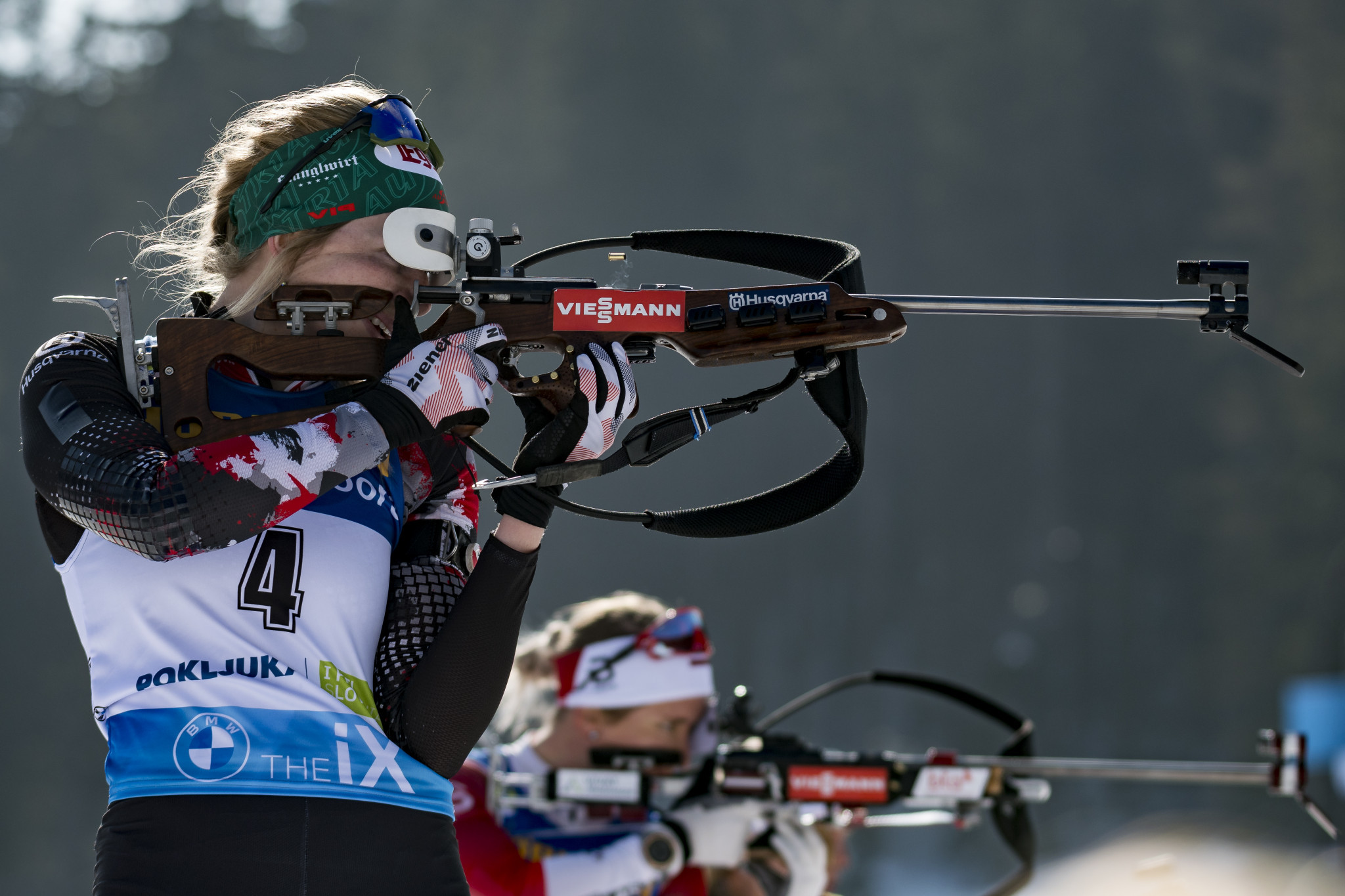 ÖSV holds training sessions in Germany and Italy for women's biathlon team