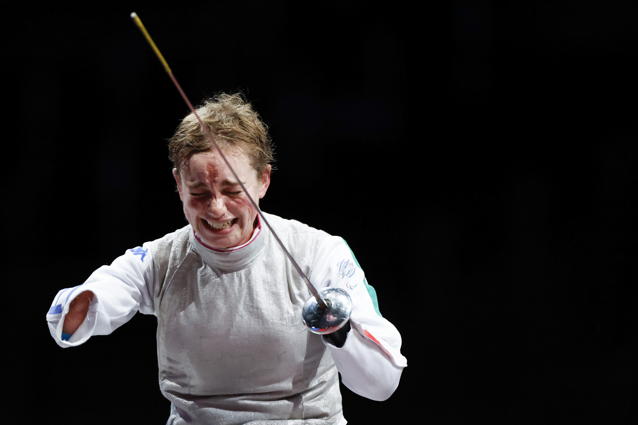 Vio victorious at Tokyo 2020 as Italian retains wheelchair fencing foil title