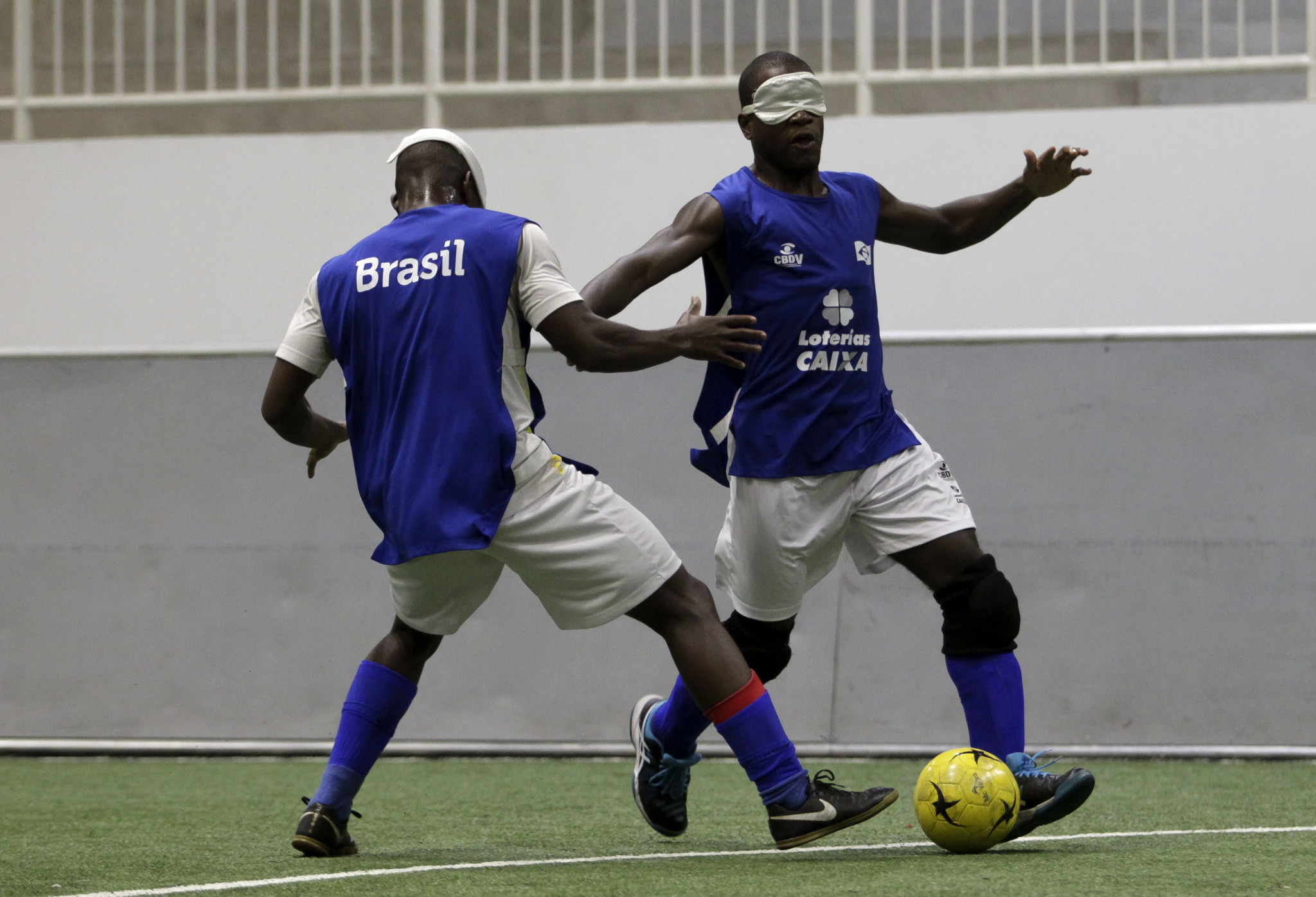 Brazil's perfect blind football record under threat at Tokyo 2020 Paralympics
