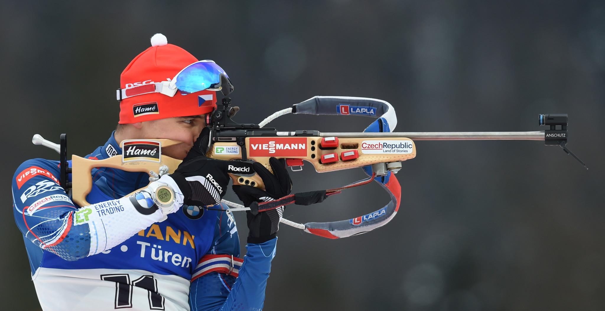 Krčmář and Hojnisz-Starega hold their nerve to win titles at IBU Summer Biathlon World Championships