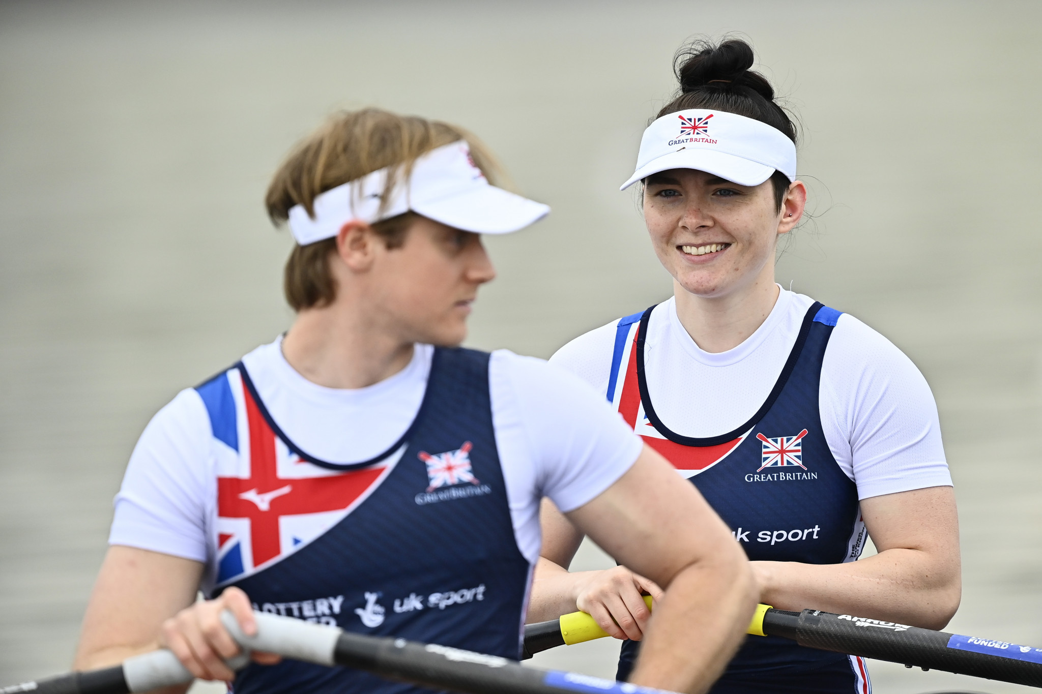 Polianskyi retains men's single sculls title and Britain win two rowing finals at Tokyo 2020 Paralympics