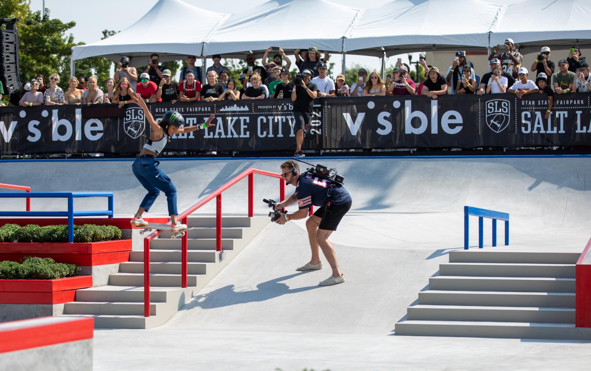 Leal and Ribeiro win season-opening SLS Championship Tour contest in Salt Lake City