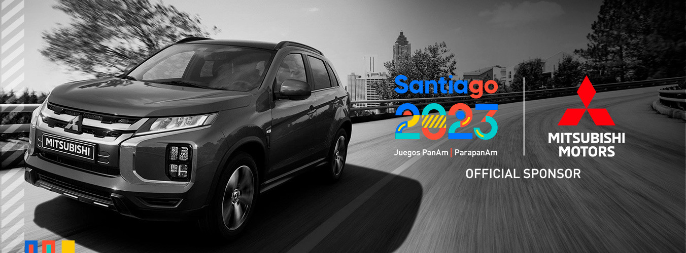Mitsubishi added as official sponsor of Santiago 2023