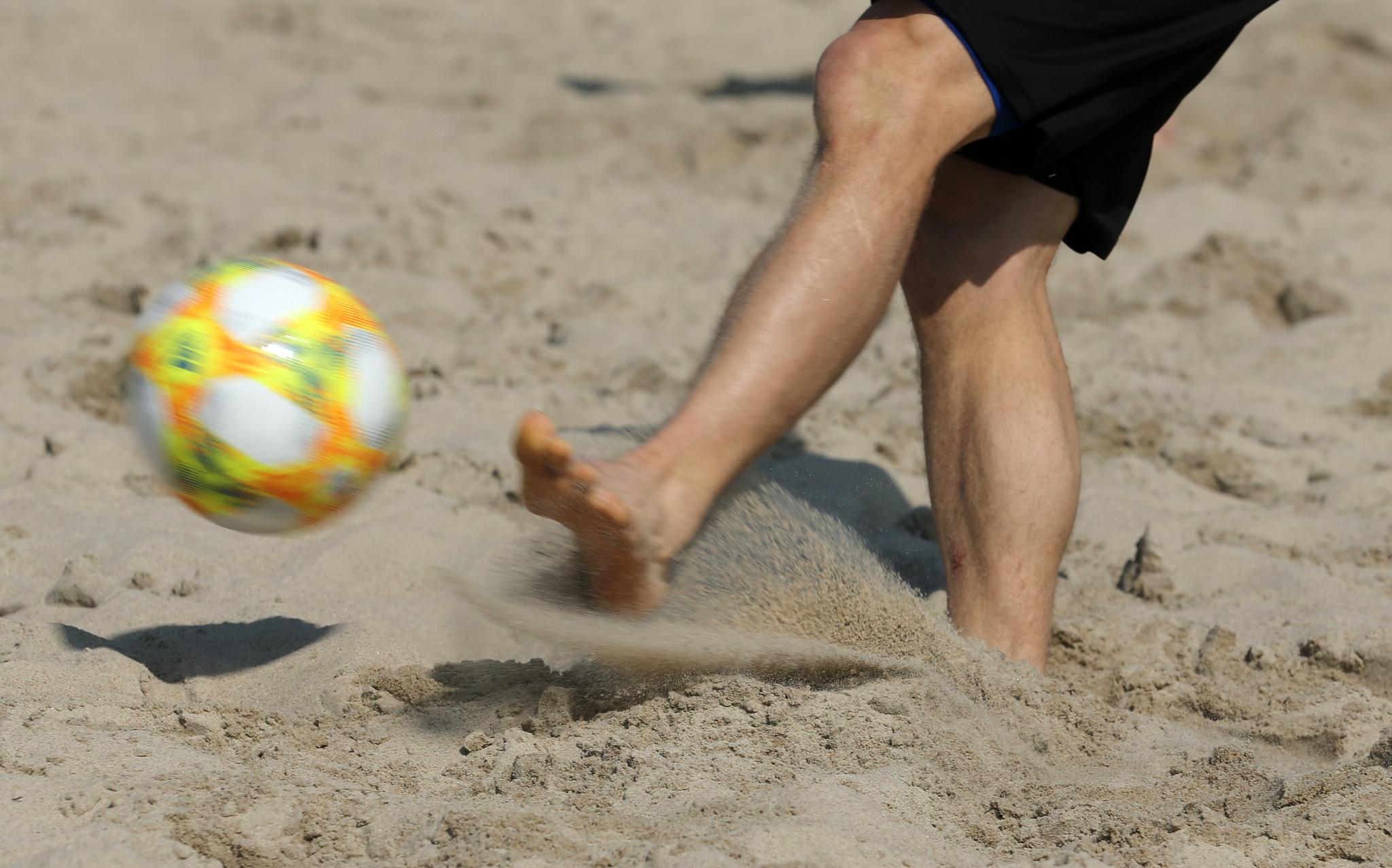 RFU crowned FIFA Beach Soccer World Cup champions