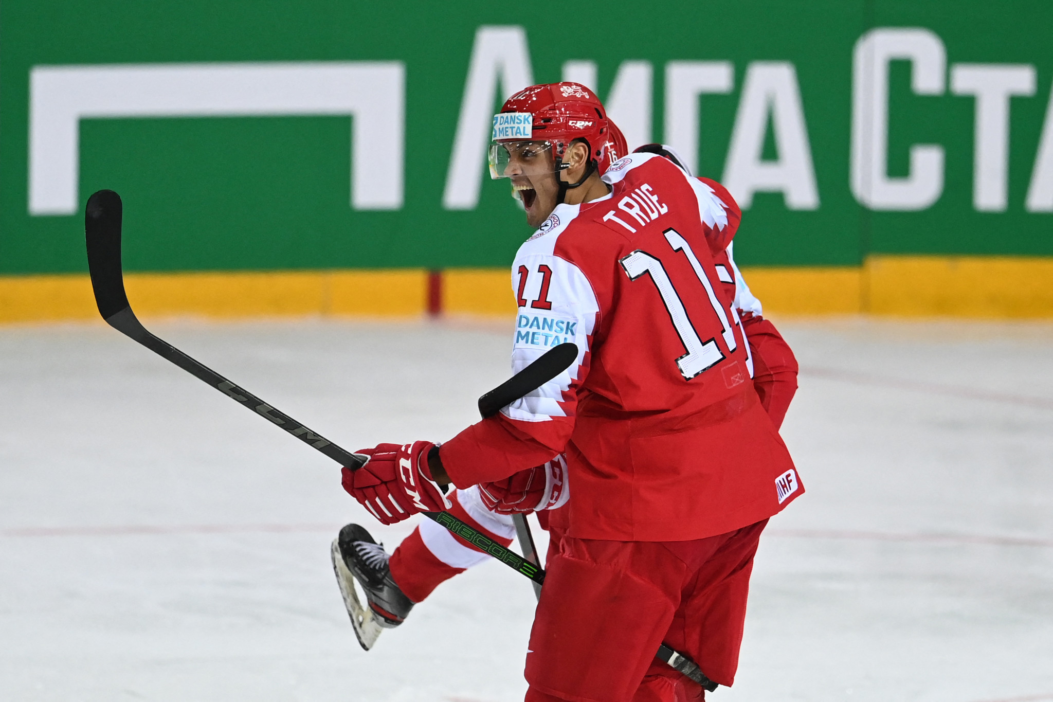 Denmark men's ice hockey team through to first Olympic Games