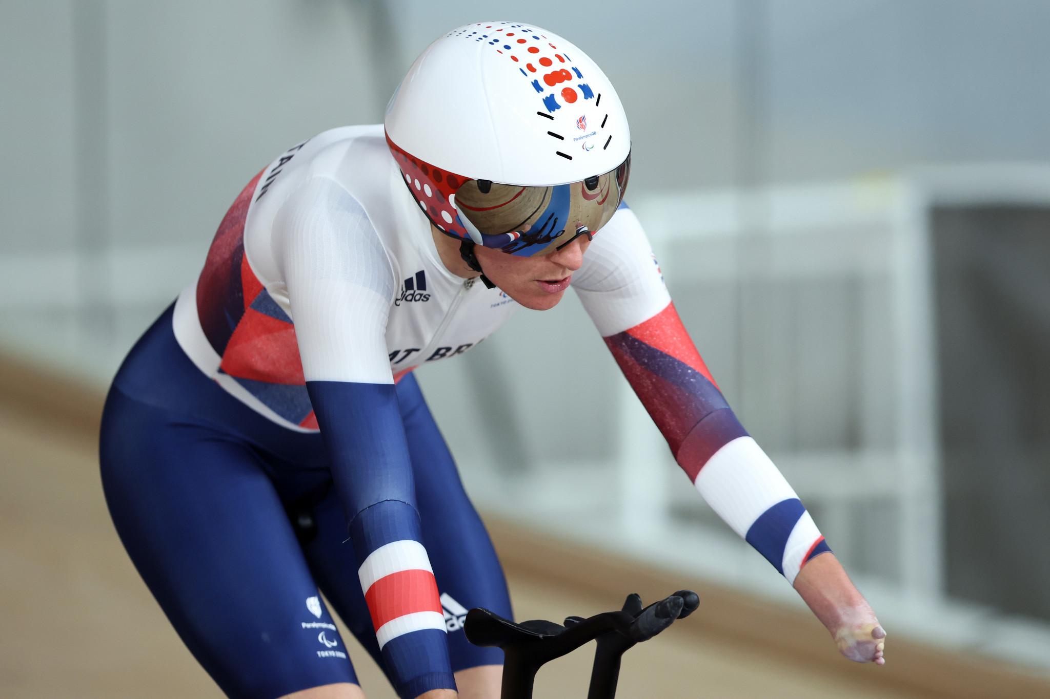Storey aiming for British gold record as Tokyo 2020 road cycling set to begin