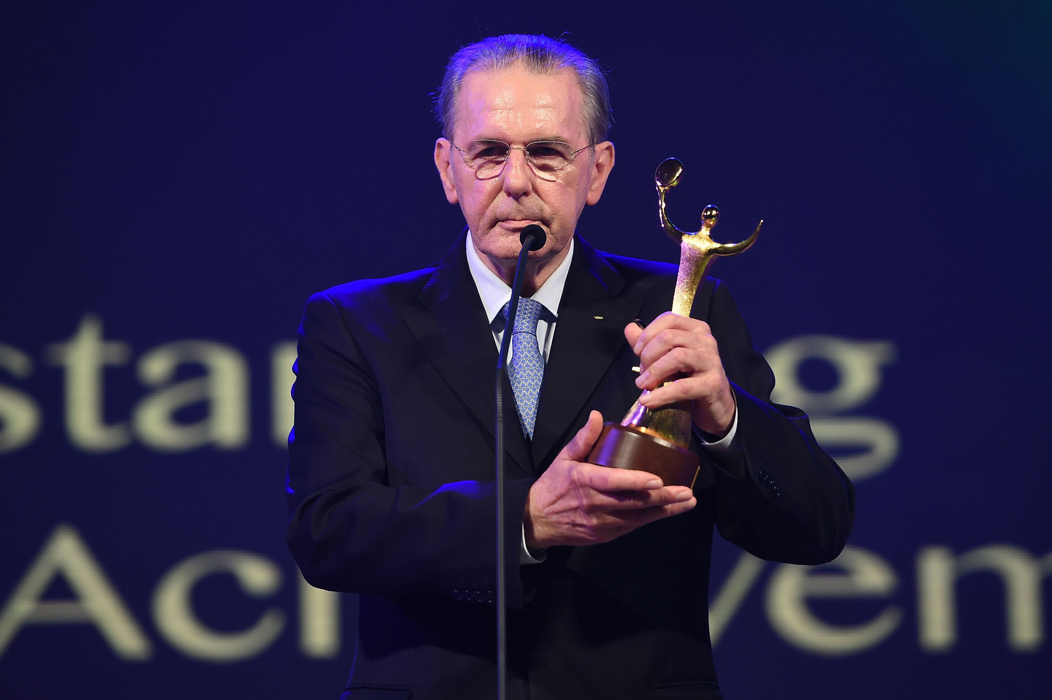 """ANOC """"deeply saddened"""" by death of former IOC President Rogge"""