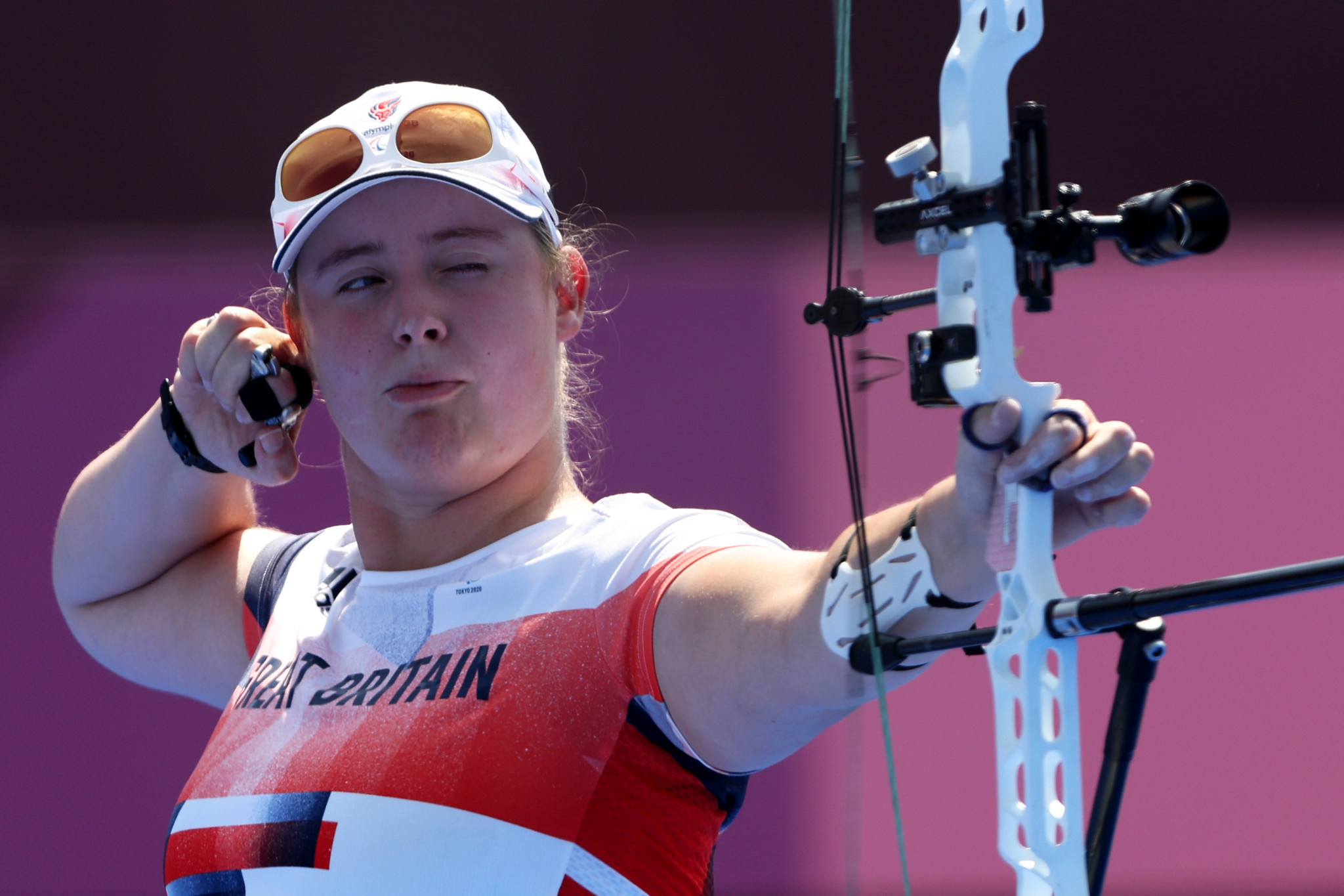 Paterson Pine has dream Paralympic debut with women's compound win