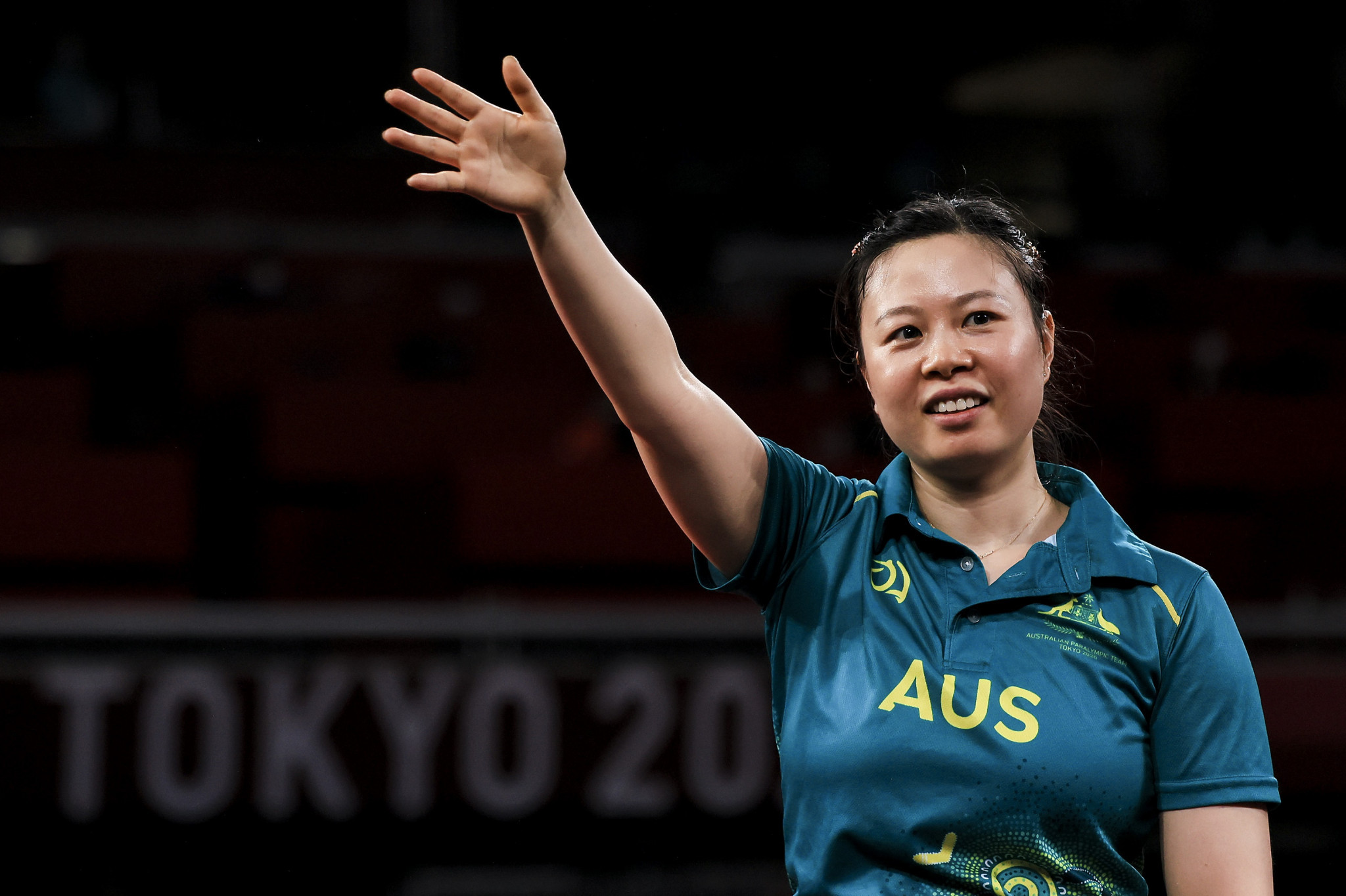 Chinese-born duo claim table tennis golds for Australia at Paralympics