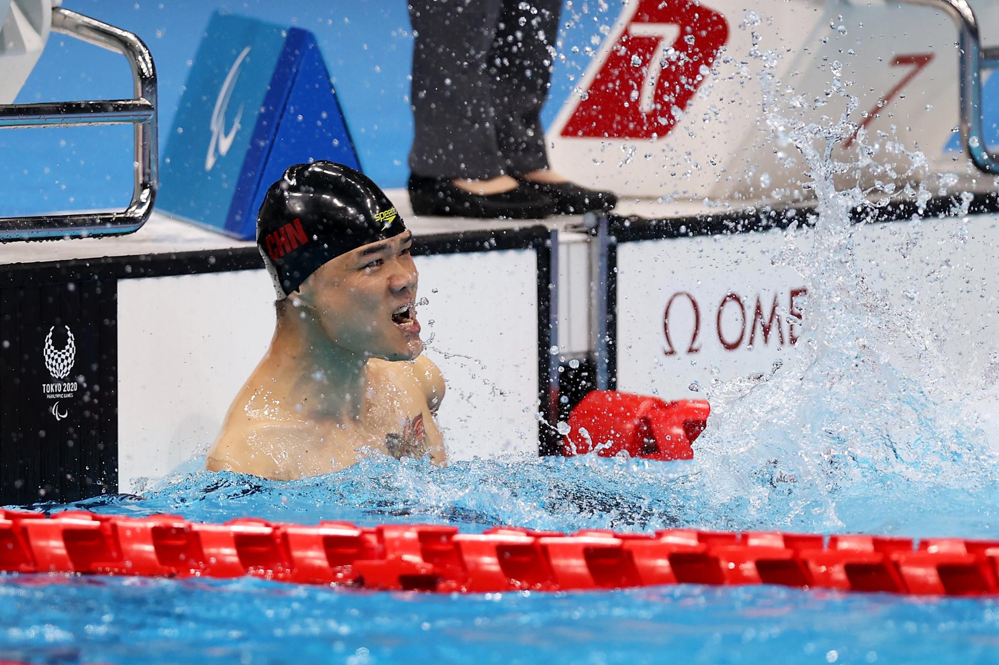 China win five swimming golds while Boki maintains individual dominance at Tokyo 2020