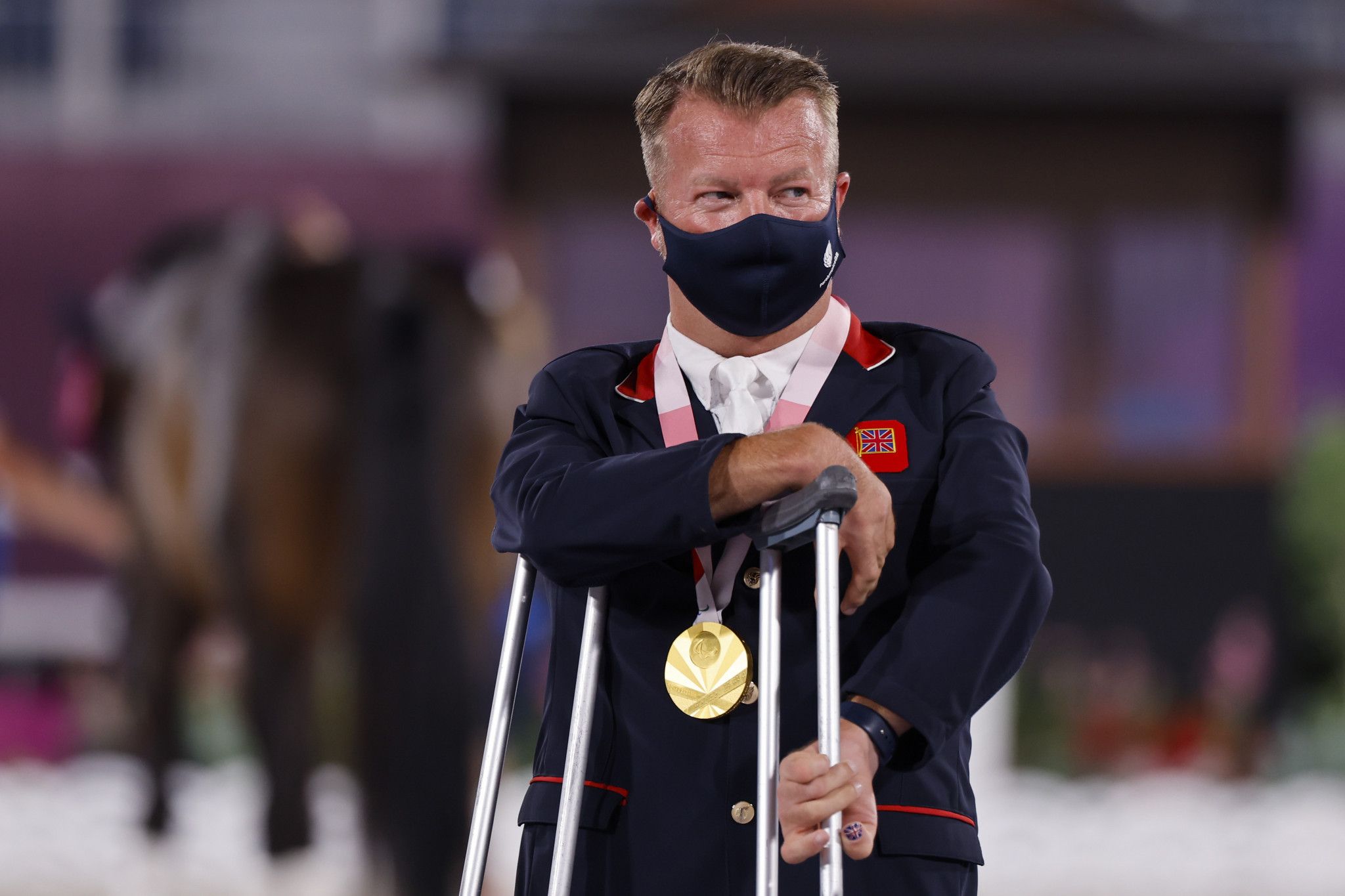 Pearson wins 14th Paralympic gold as dressage competition concludes at Tokyo 2020 Paralympics