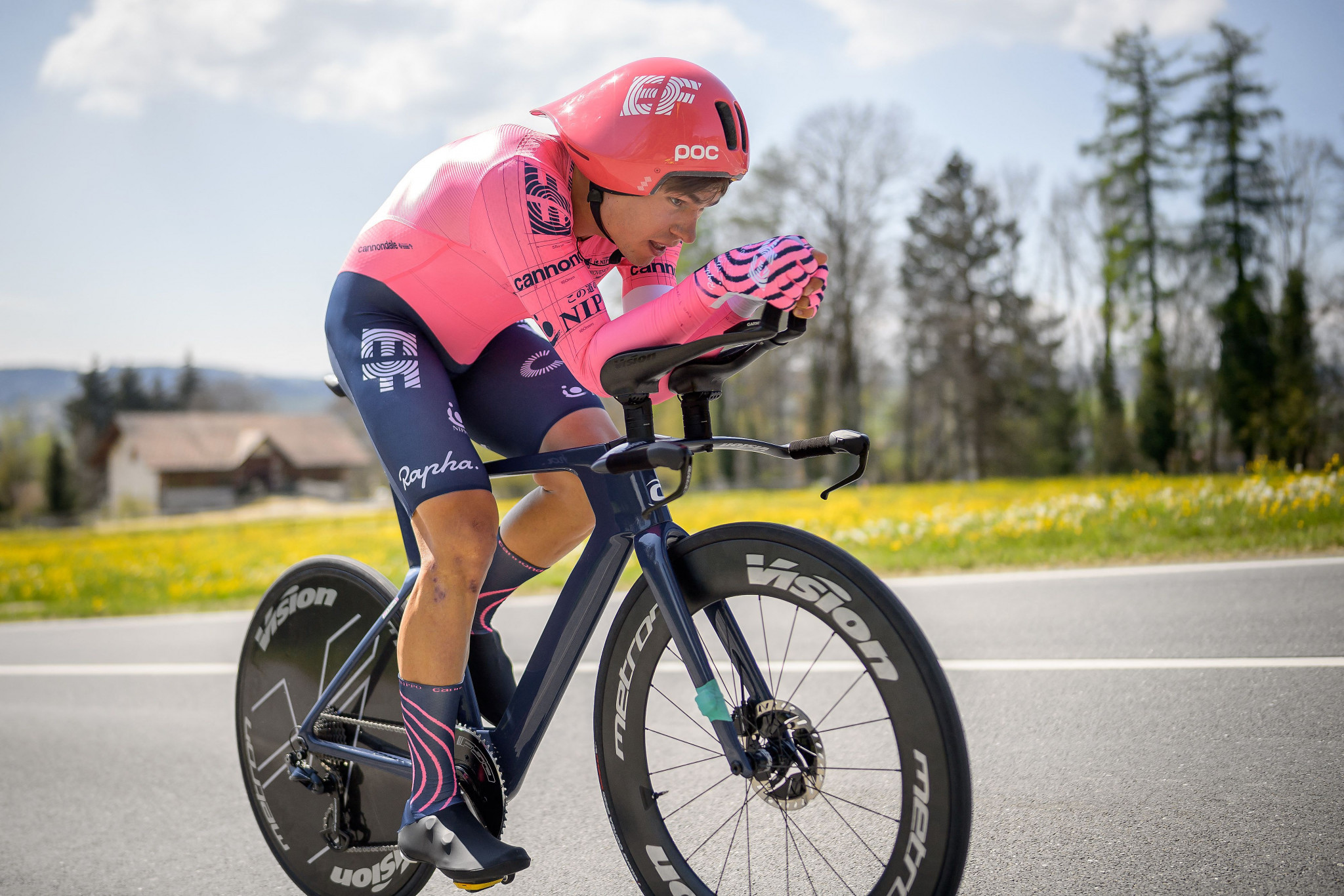 Bisseger tops general classification with stage two win in Benelux Tour