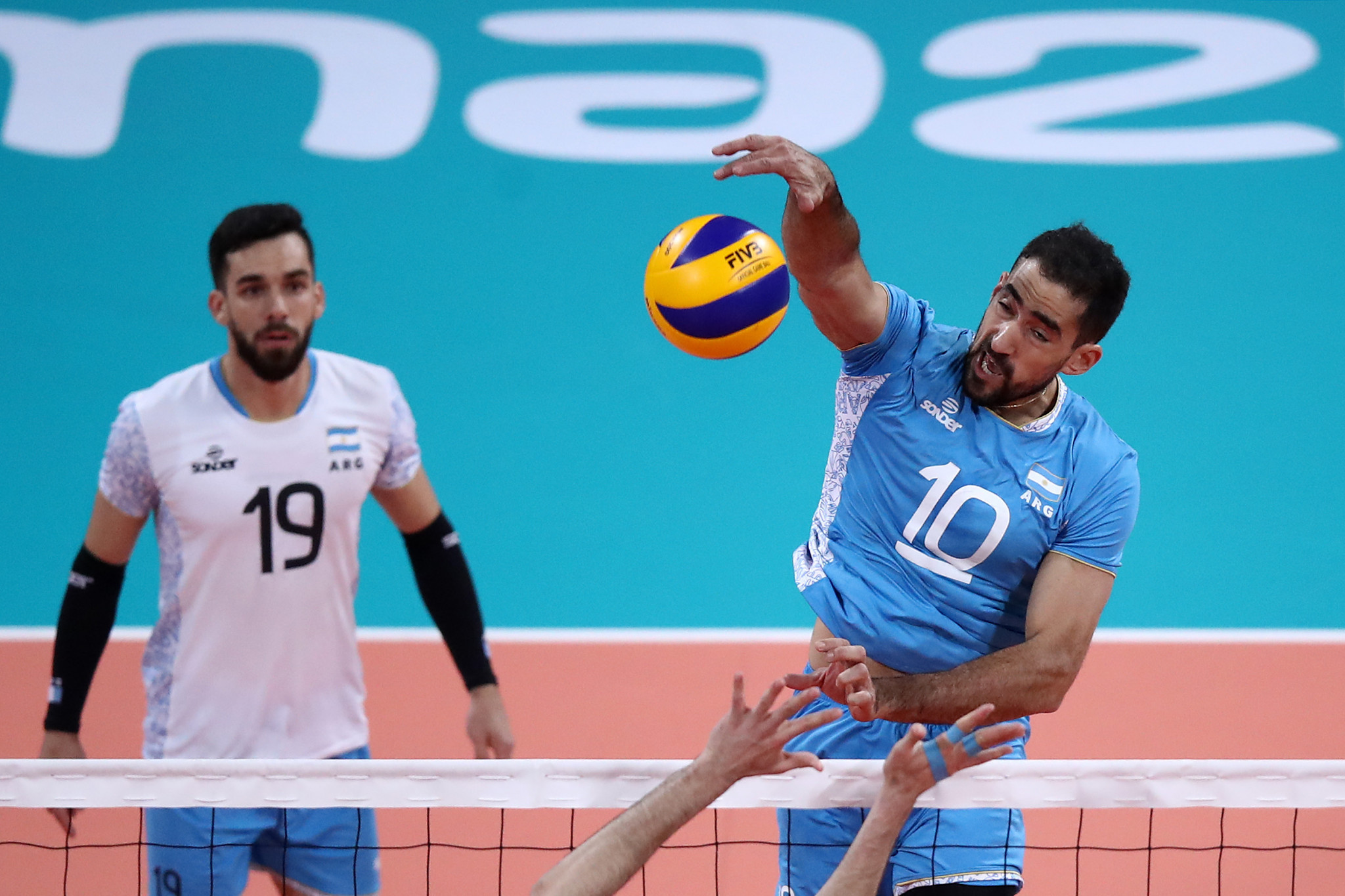 Argentina will play Germany in the fifth to eight place classification match ©Getty Images