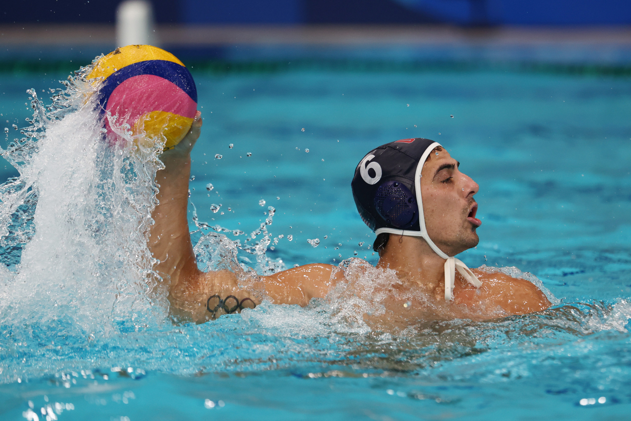 Croatia top Group A in FINA World Men's Junior Water Polo Championships 2021 after humiliating Uzbekistan