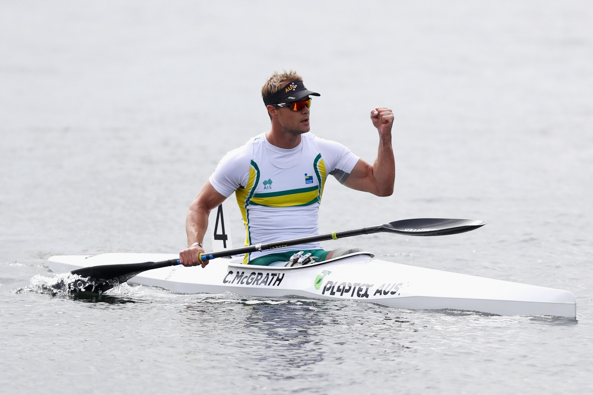 World champions McGrath and Yemelianov aim for successful canoe Paralympic title defences at Tokyo 2020