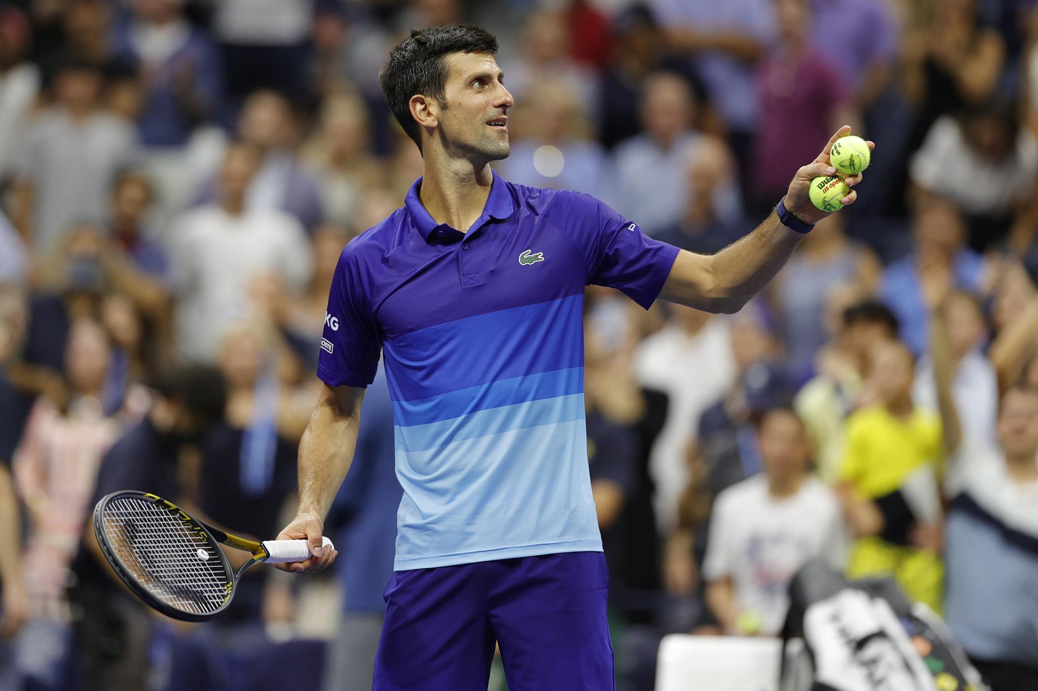 Djokovic begins search for calendar Grand Slam at US Open, while Zverev progresses