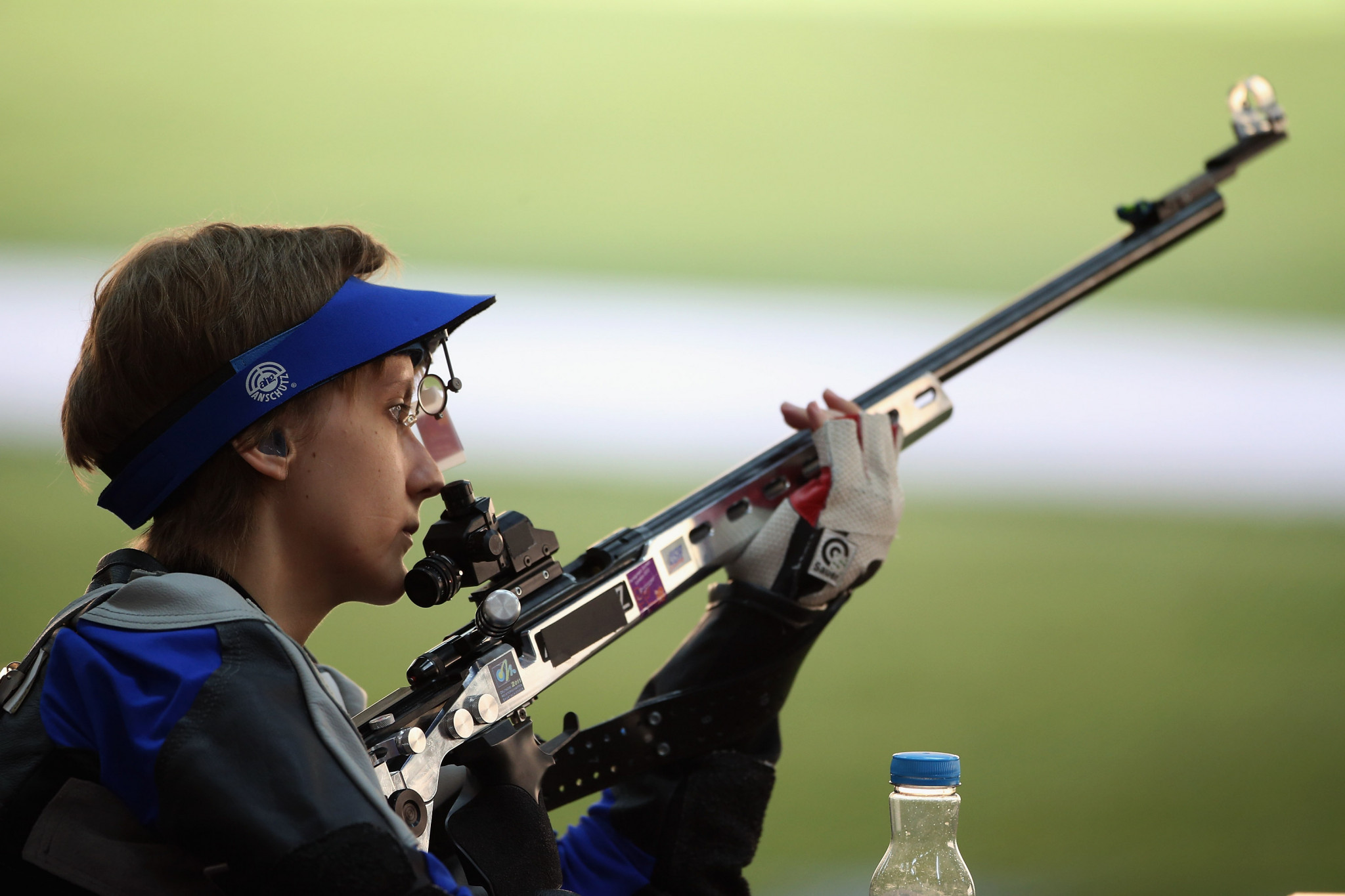 Hiltrop and Ristic claim air rifle prone Paralympic golds in shooting