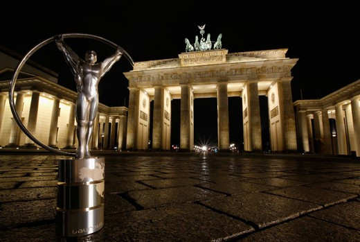 The 2016 Laureus Sports Awards will be held in Berlin ©Laureus Sports Awards