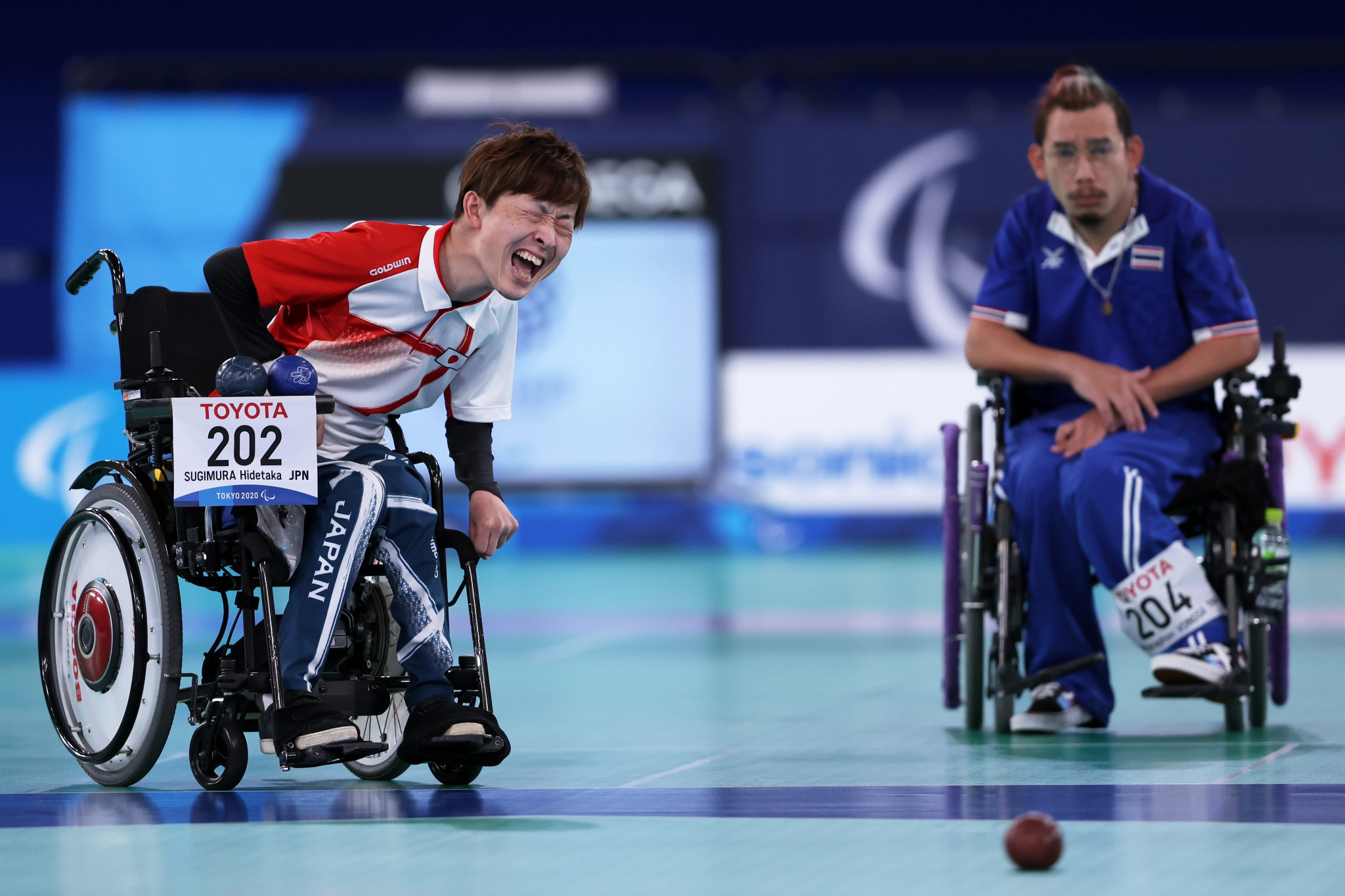 Tokyo 2020 Paralympic Games: Day eight of competition