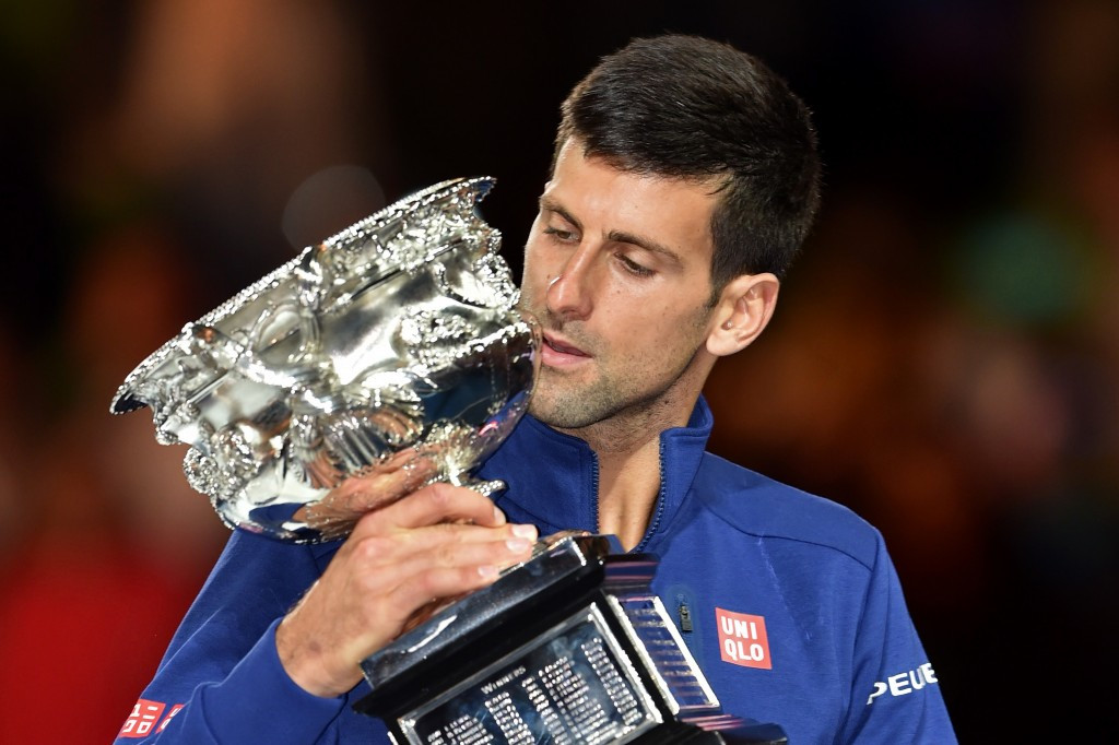 Serbian Novak Djokovic was named the Best Sportsman of the Year at the 2015 Laureus World Sports Awards